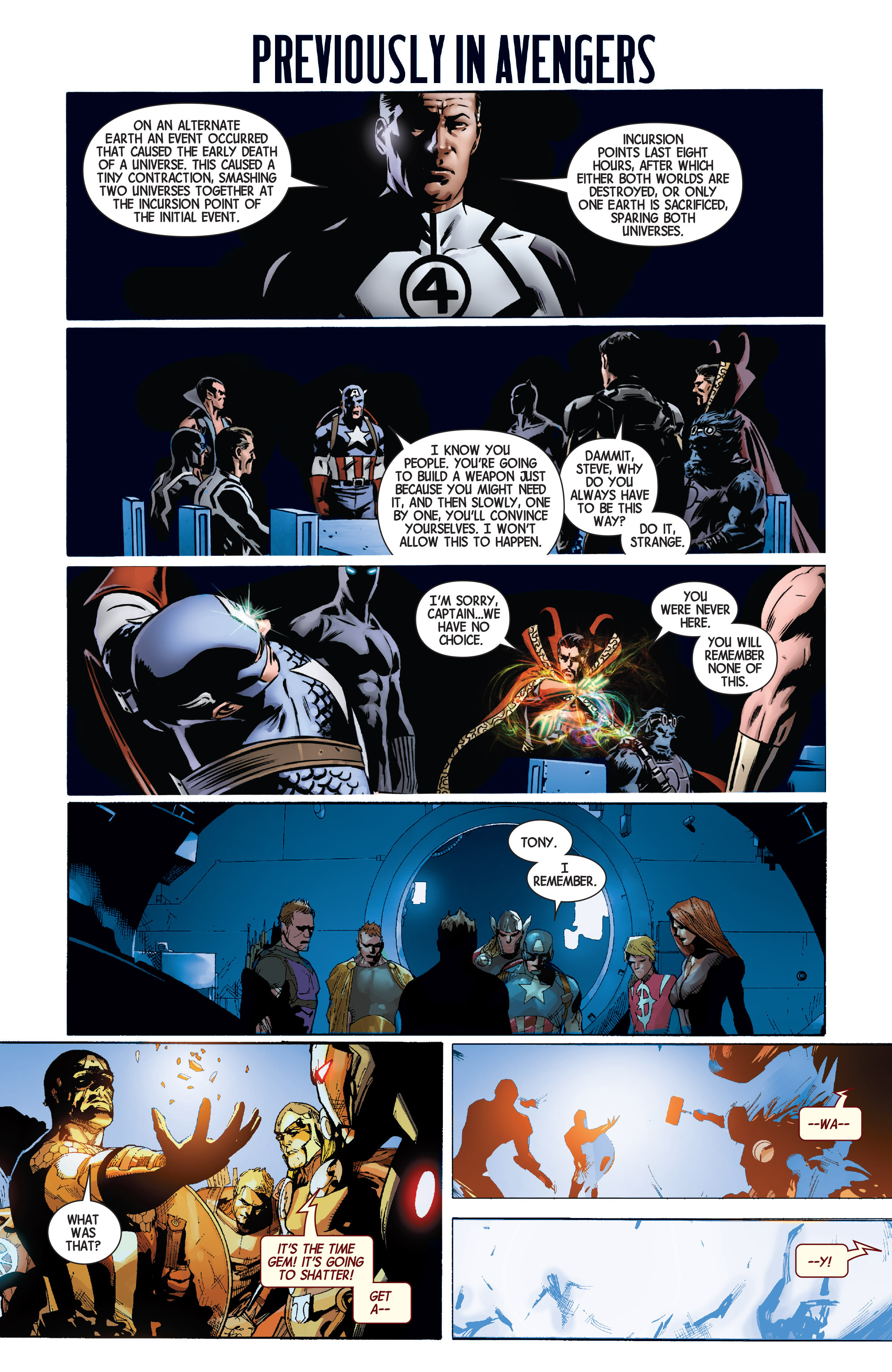 Read online Avengers (2013) comic -  Issue #30 - 2