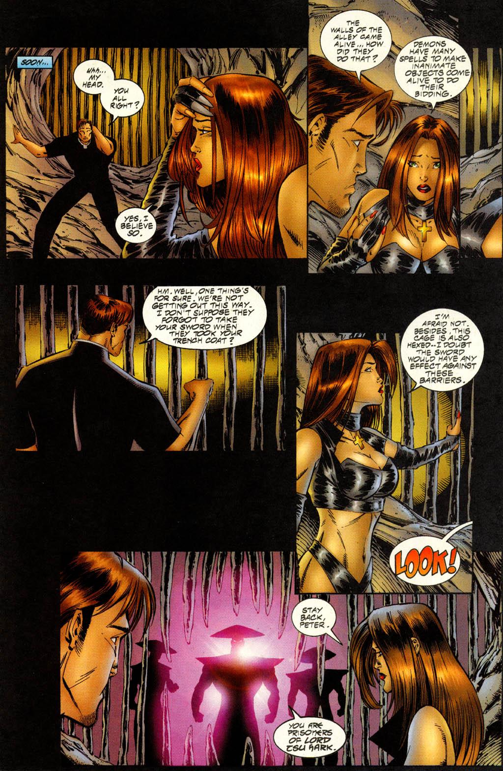 Read online Avengelyne (1996) comic -  Issue #7 - 10