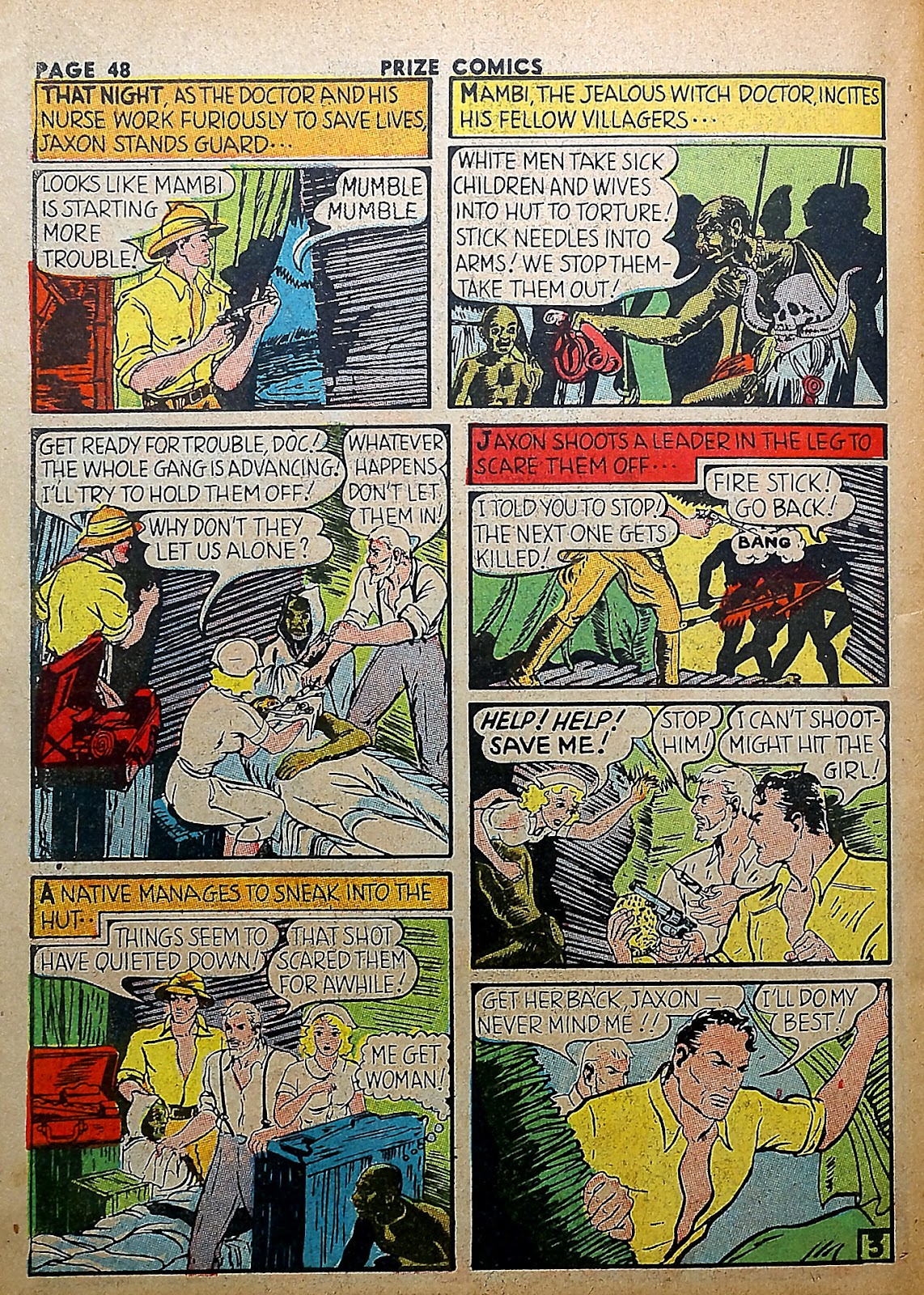 Prize Comics issue 5 - Page 49