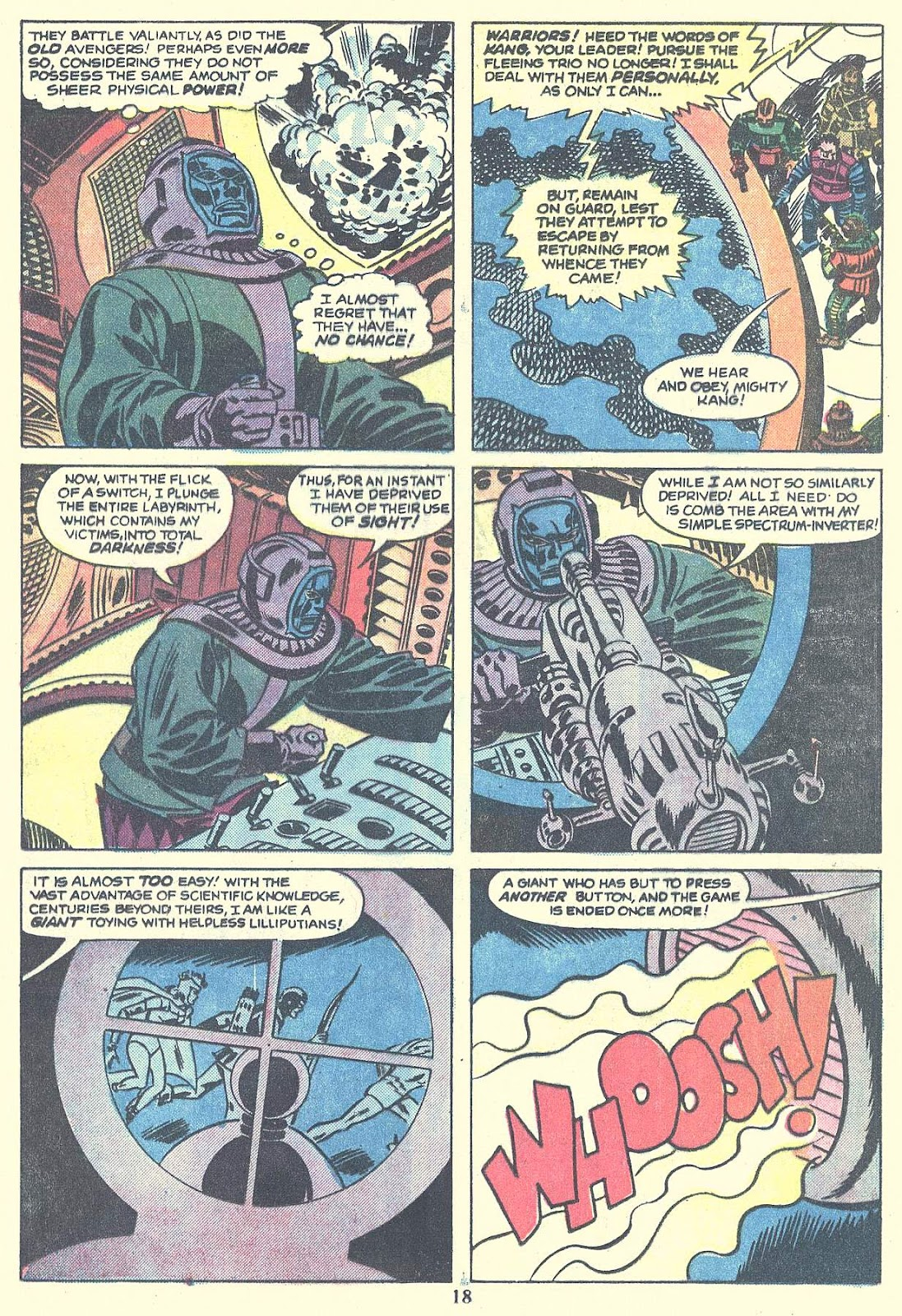 Marvel Triple Action (1972) issue 17 - Page 19