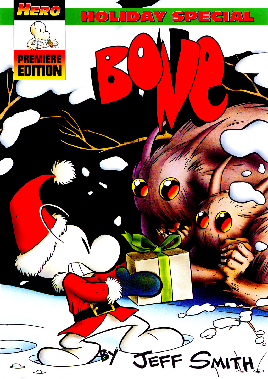 Bone 1991 Holiday Special
