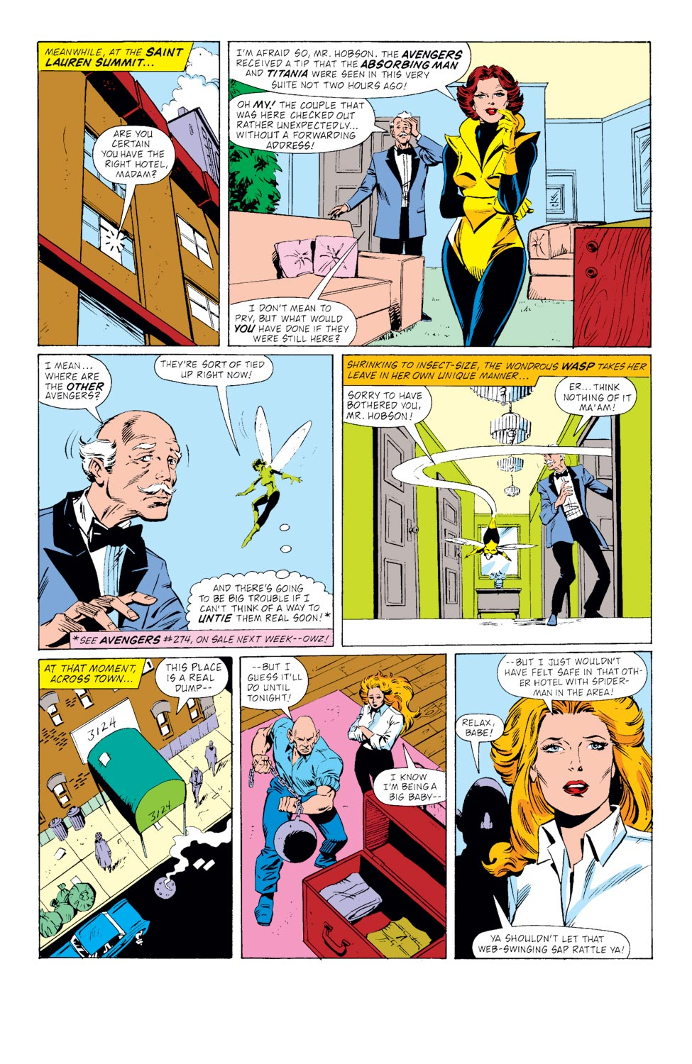 The Amazing Spider-Man (1963) 283 Page 11
