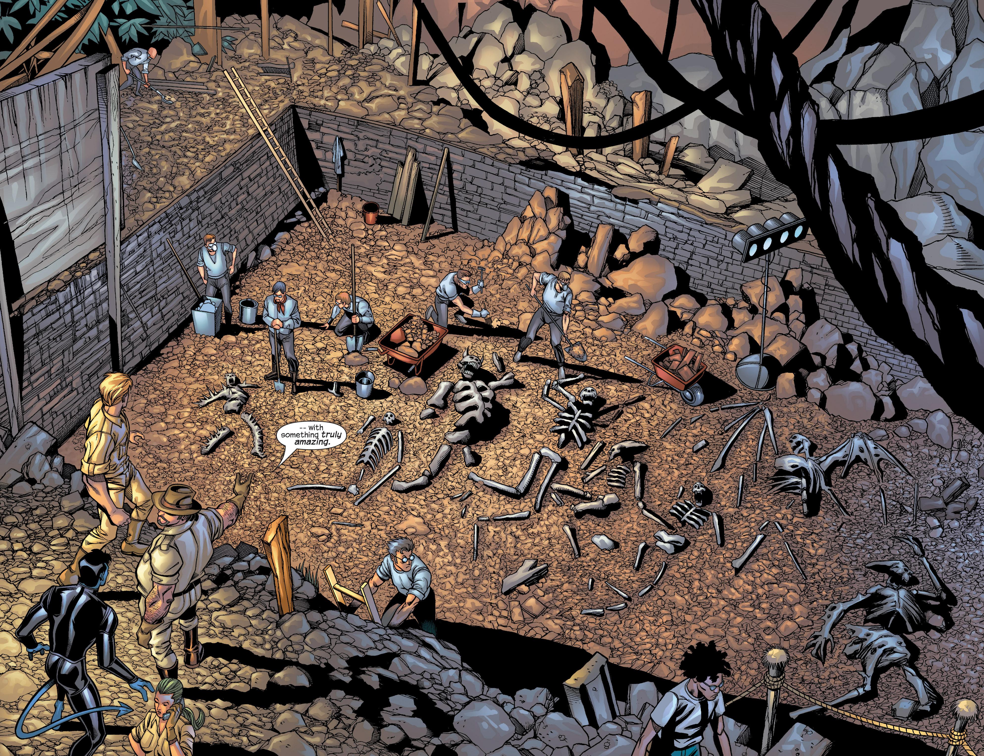 Read online Uncanny X-Men (1963) comic -  Issue #422 - 5