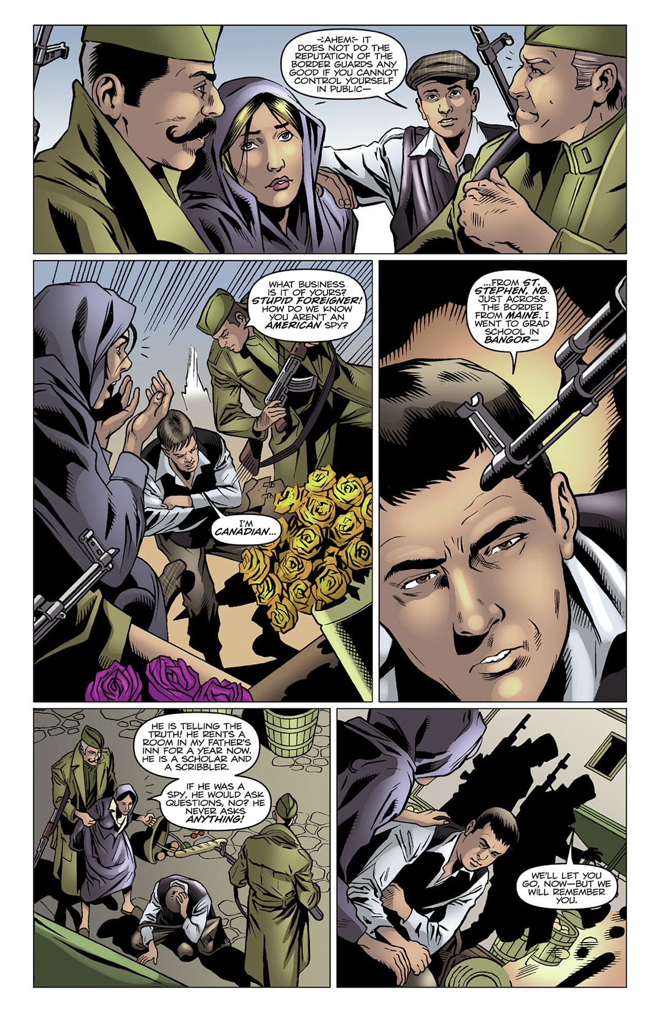G.I. Joe: A Real American Hero 170 Page 15