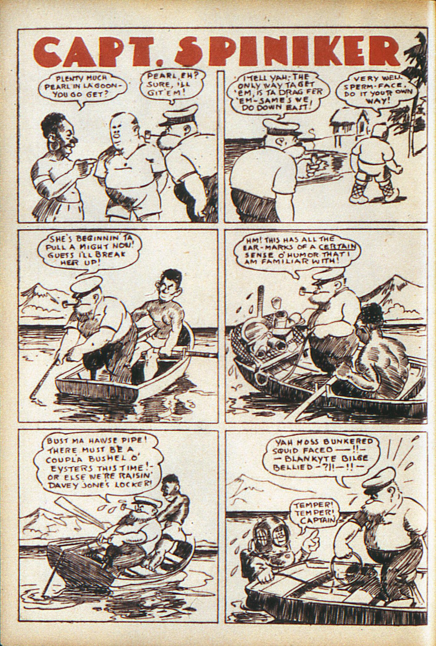 Read online Adventure Comics (1938) comic -  Issue #10 - 23