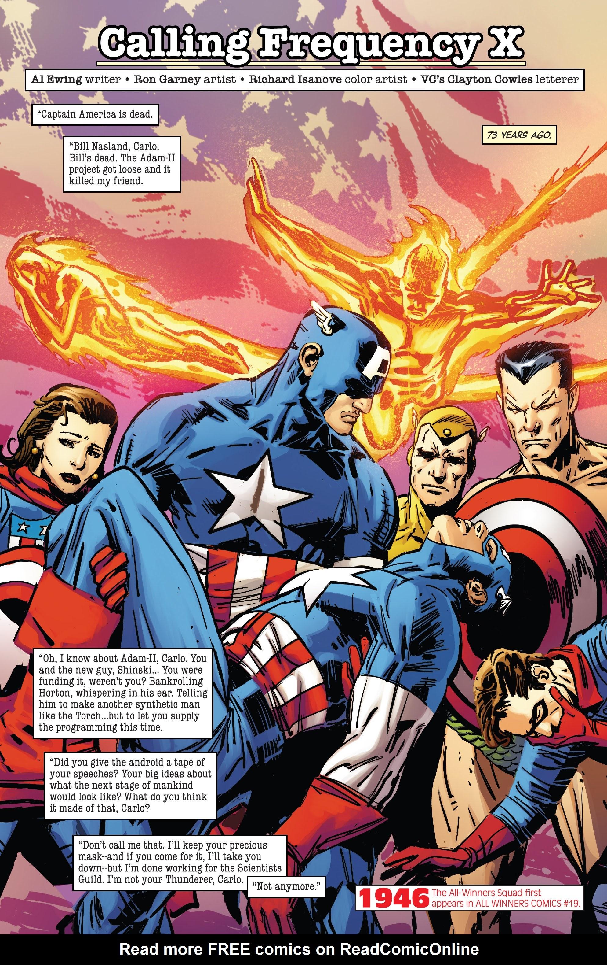 Read online Marvel Comics (2019) comic -  Issue #1000 - 10