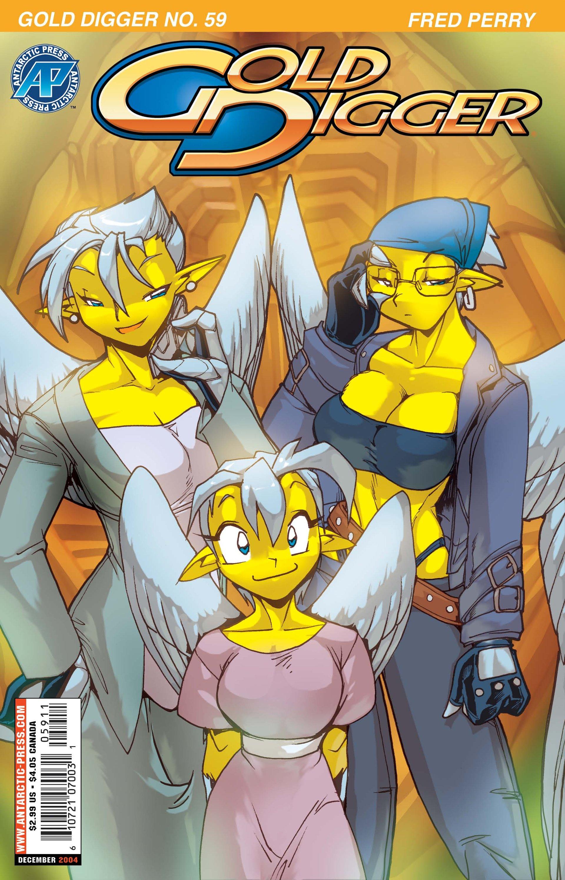 Gold Digger (1999) 59 Page 1