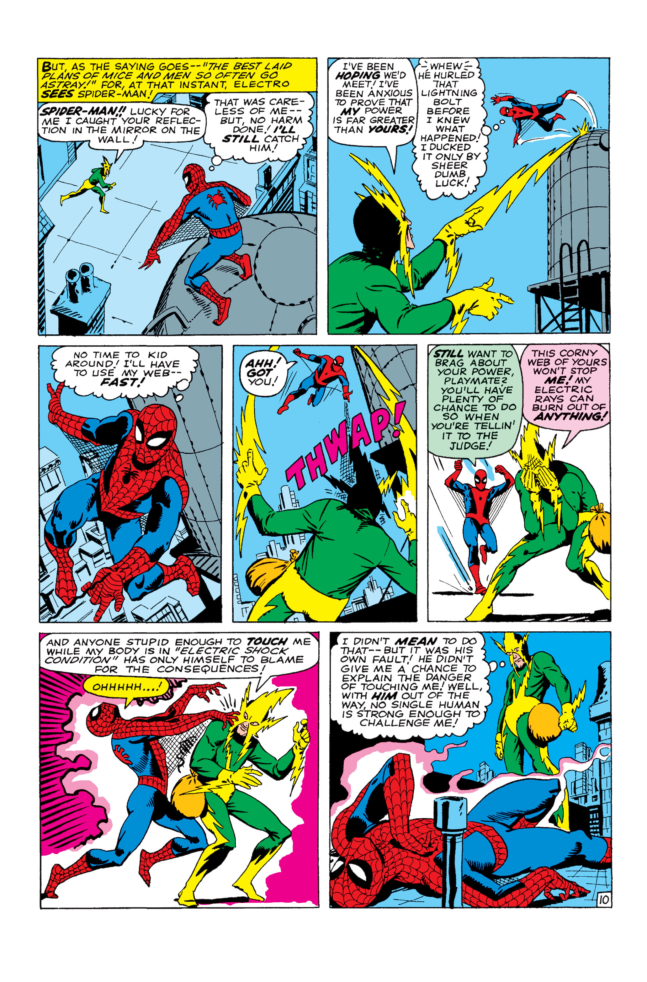 The Amazing Spider-Man (1963) 9 Page 10