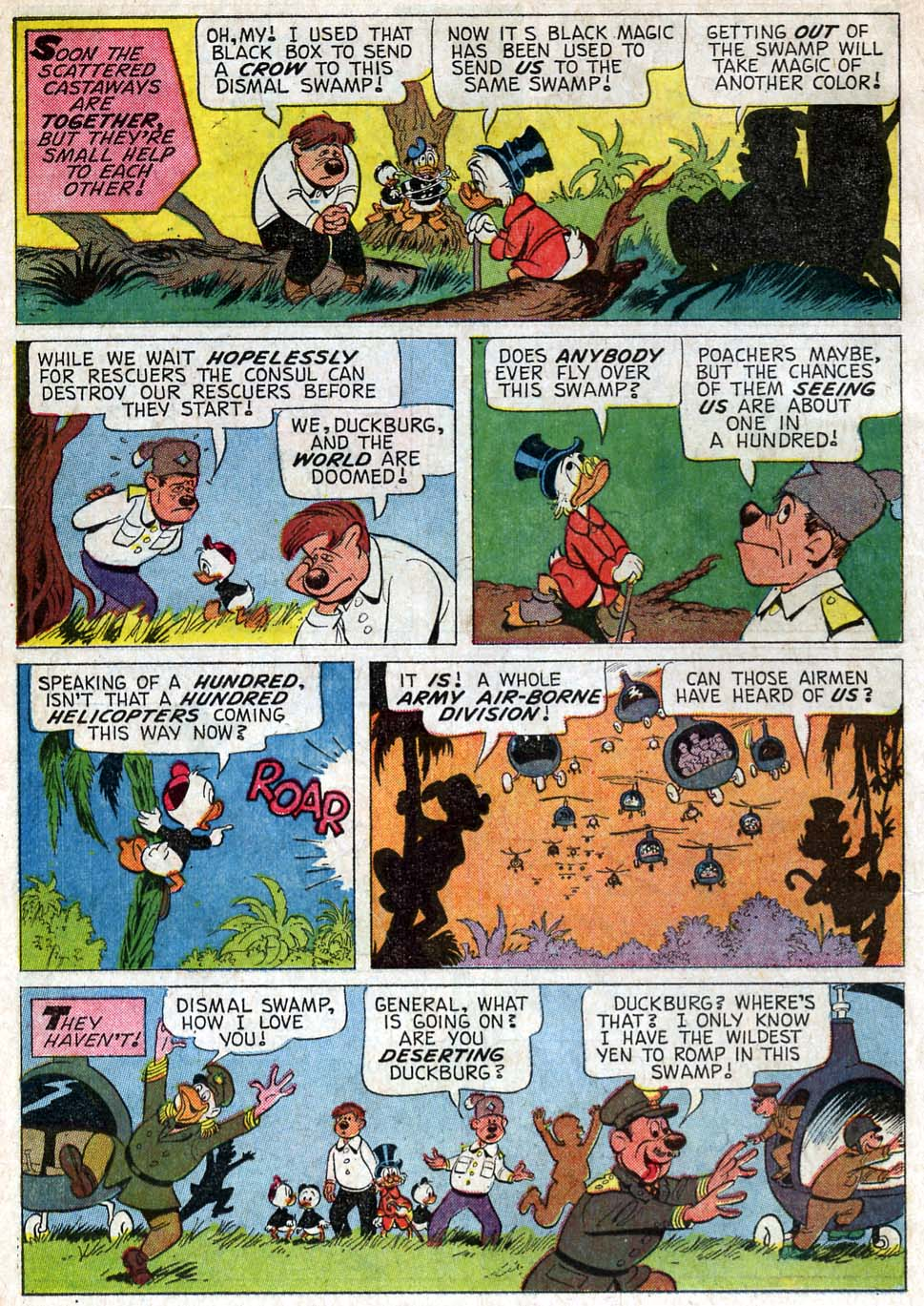 Read online Uncle Scrooge (1953) comic -  Issue #57 - 22