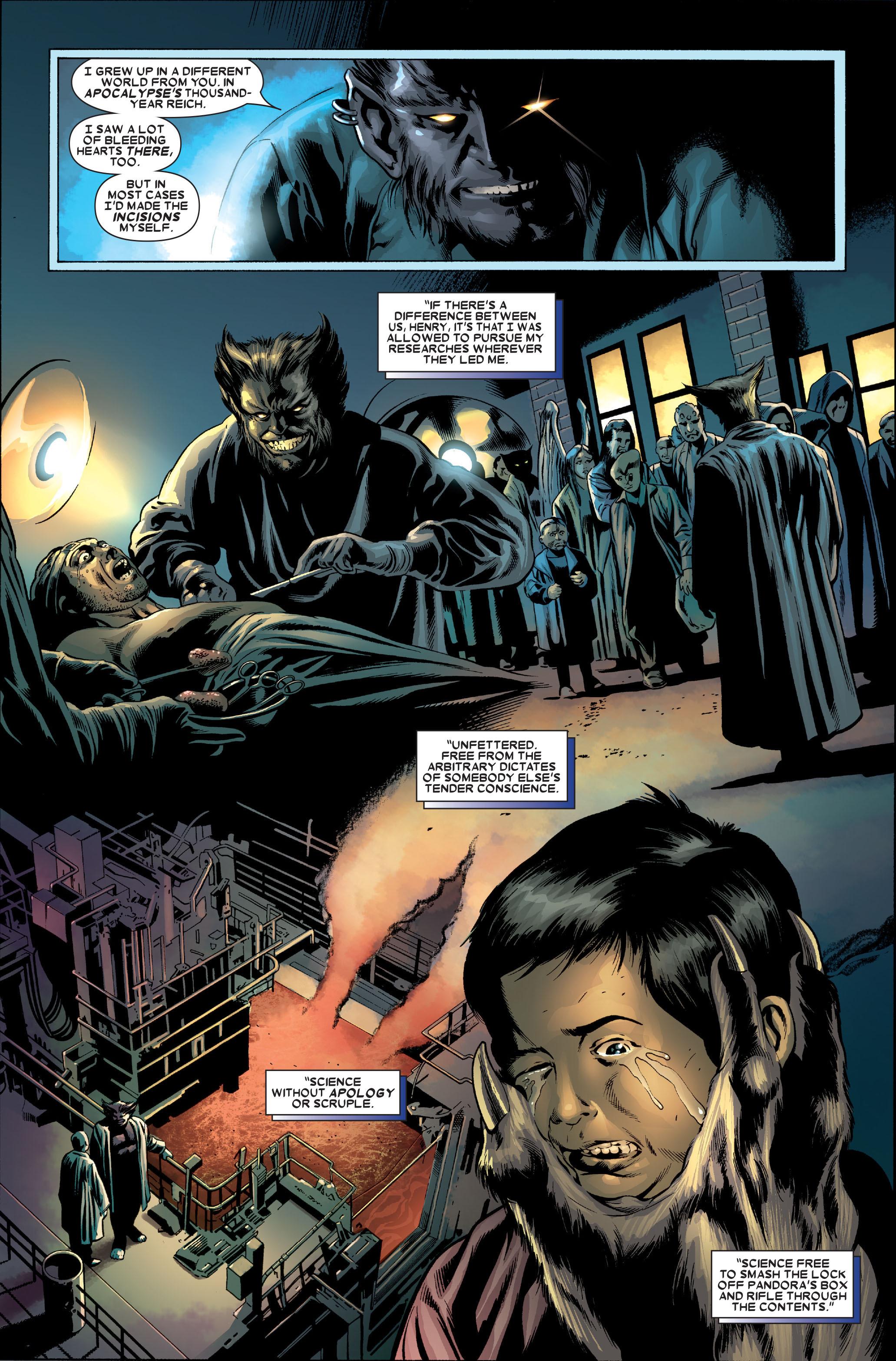 Read online Uncanny X-Men (1963) comic -  Issue #489 - 28