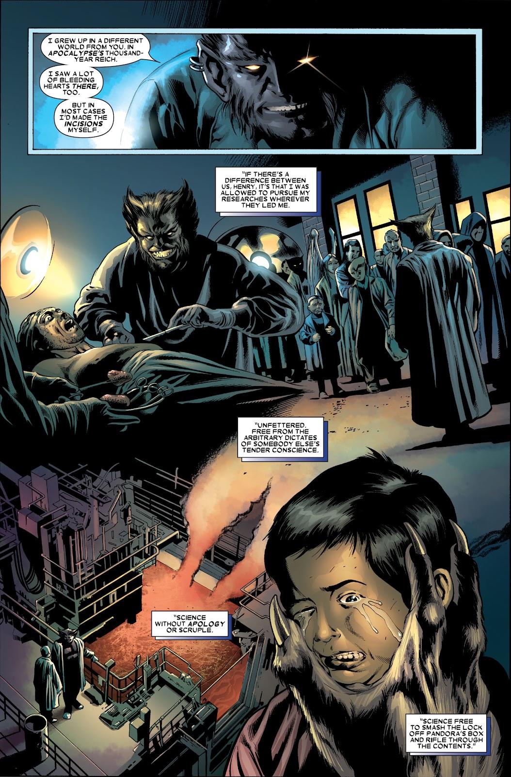 Uncanny X-Men (1963) issue 489 - Page 28
