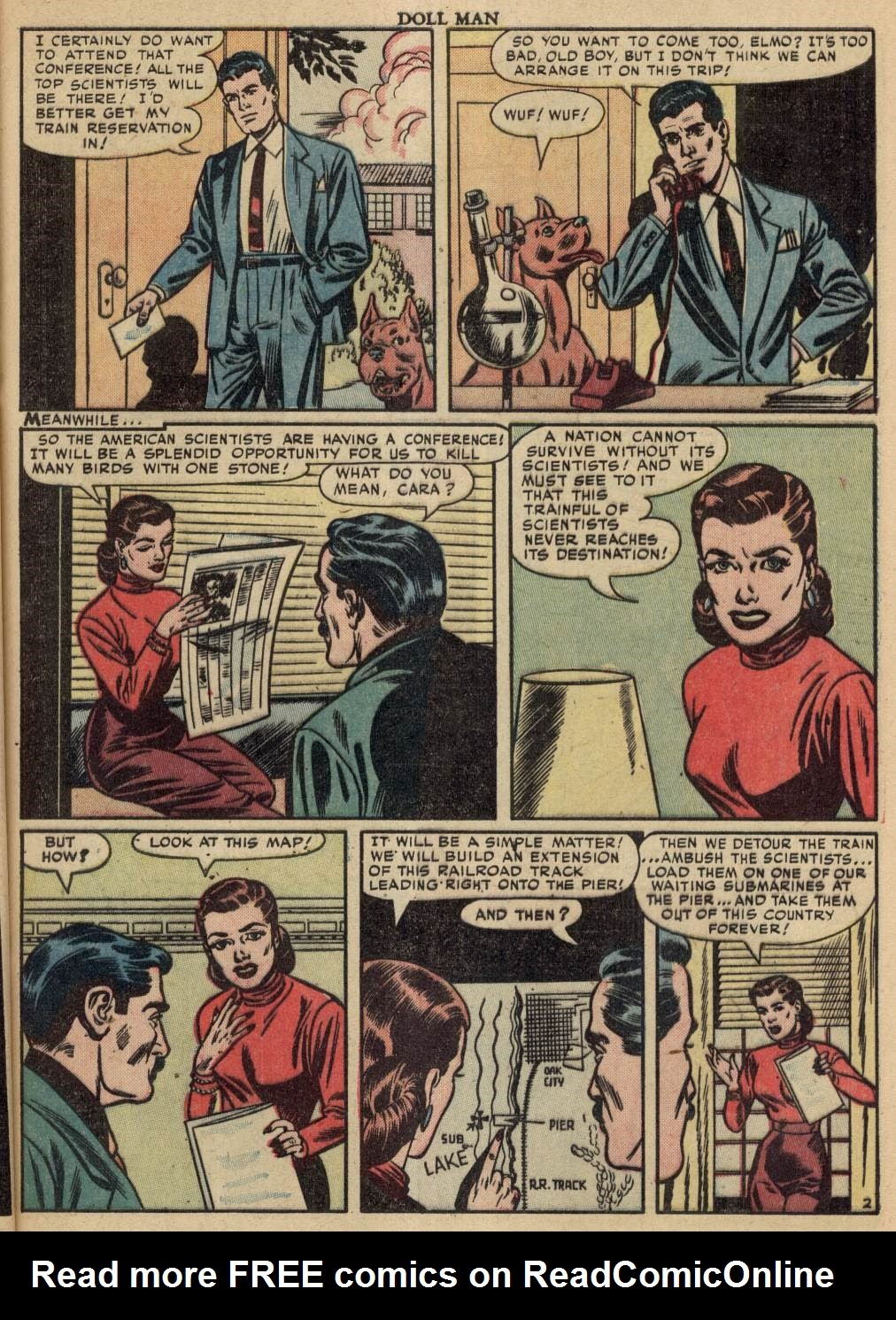 Doll Man issue 37 - Page 29