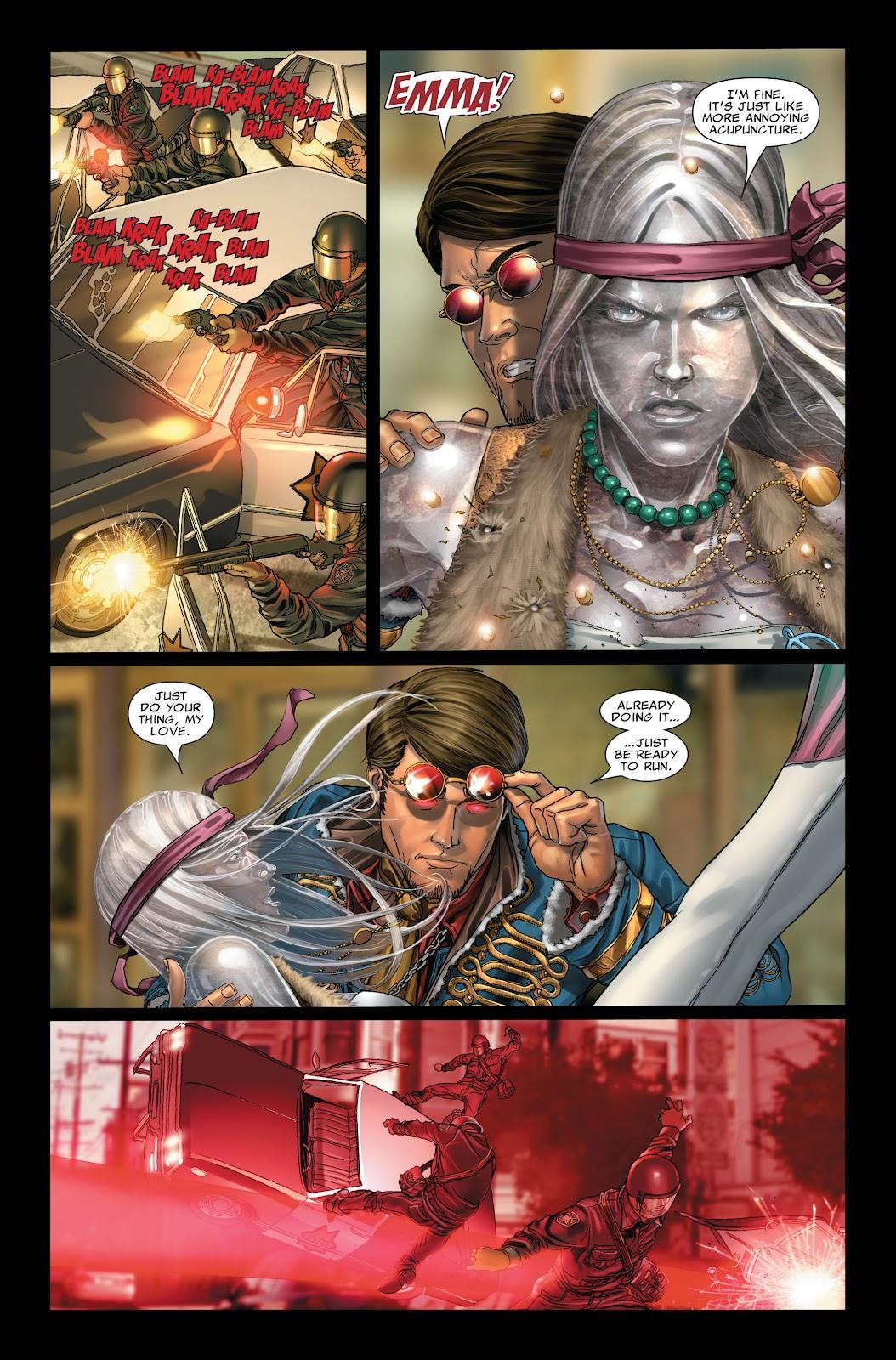 Uncanny X-Men (1963) issue 497 - Page 20