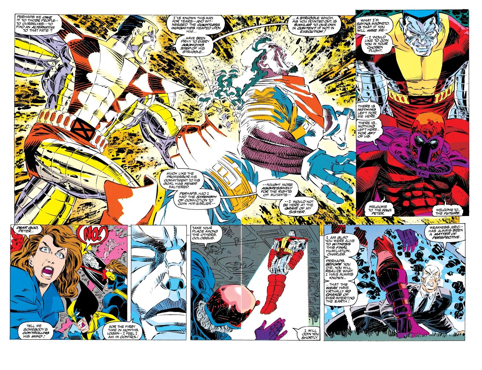 Uncanny X-Men (1963) issue 304 - Page 40