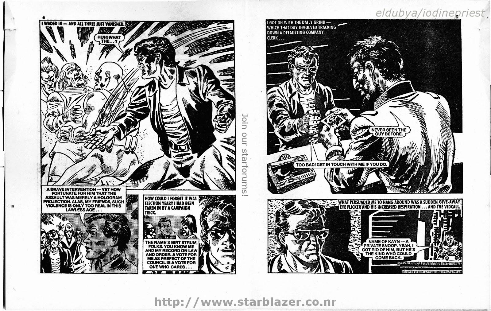 Starblazer issue 252 - Page 4