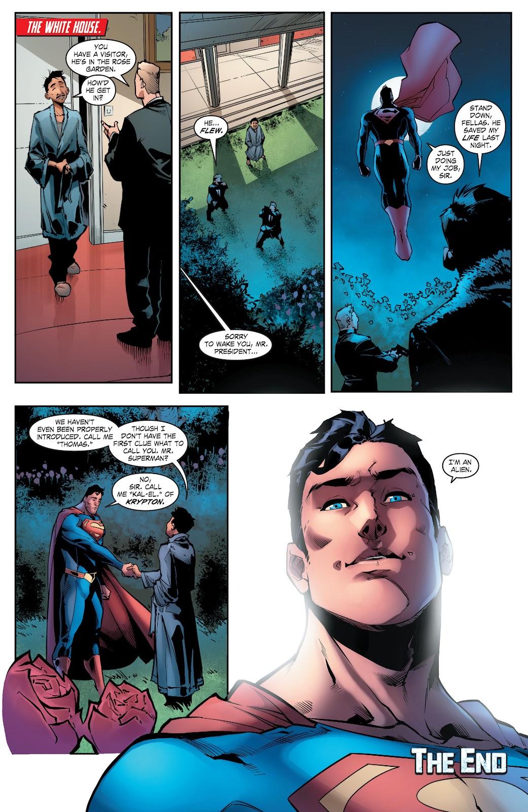 Read online Smallville Season 11 [II] comic -  Issue # TPB 5 - 132