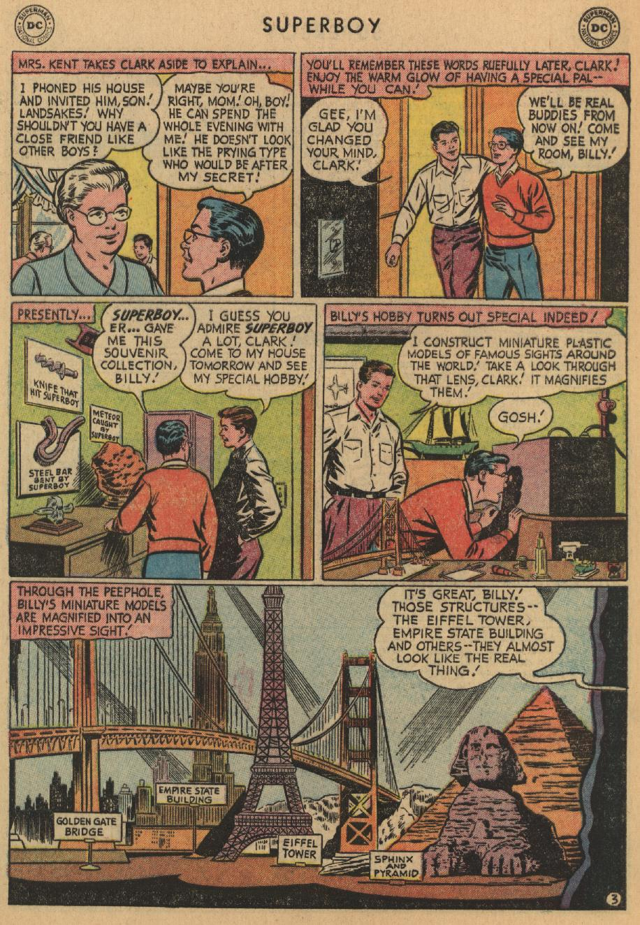 Superboy (1949) issue 47 - Page 4
