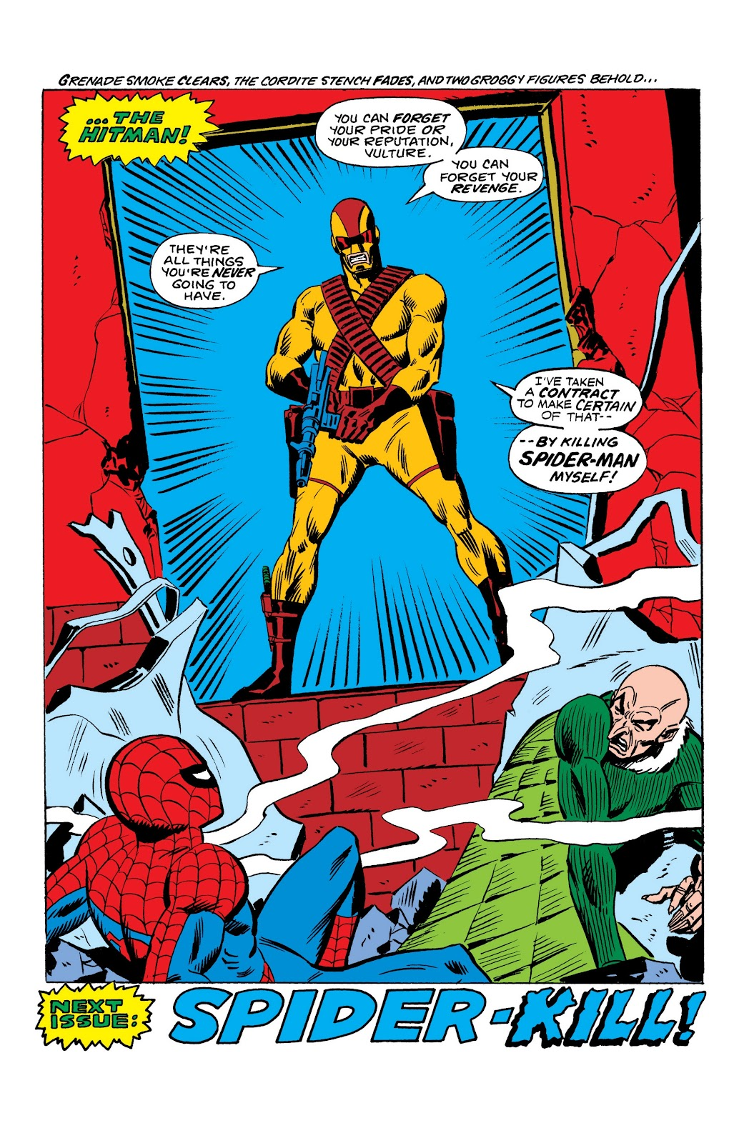 Read online Marvel Masterworks: The Spectacular Spider-Man comic -  Issue # TPB (Part 1) - 79