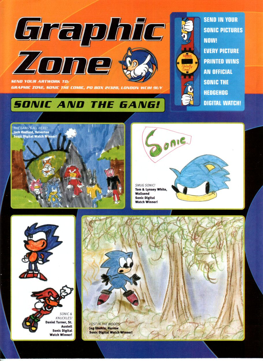 Read online Sonic the Comic comic -  Issue #178 - 9