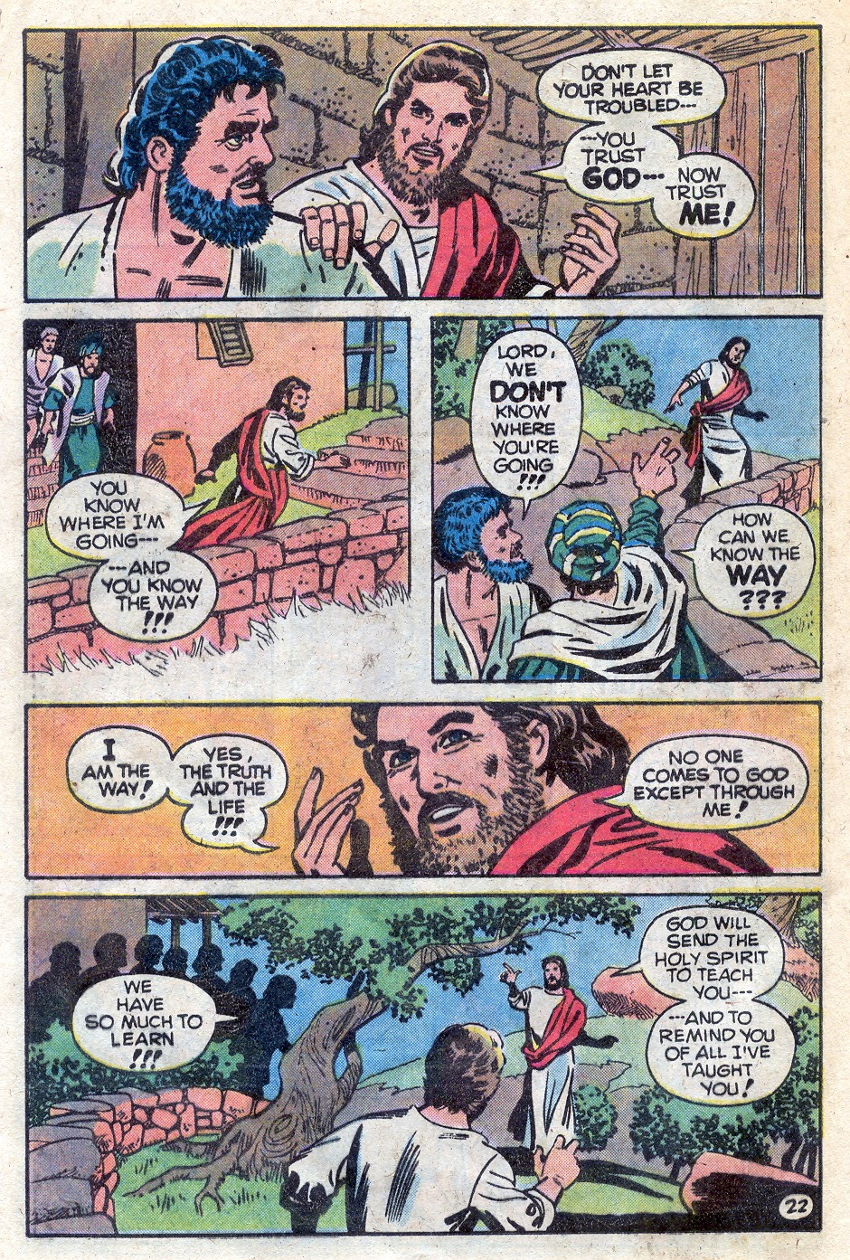 Jesus issue Full - Page 24