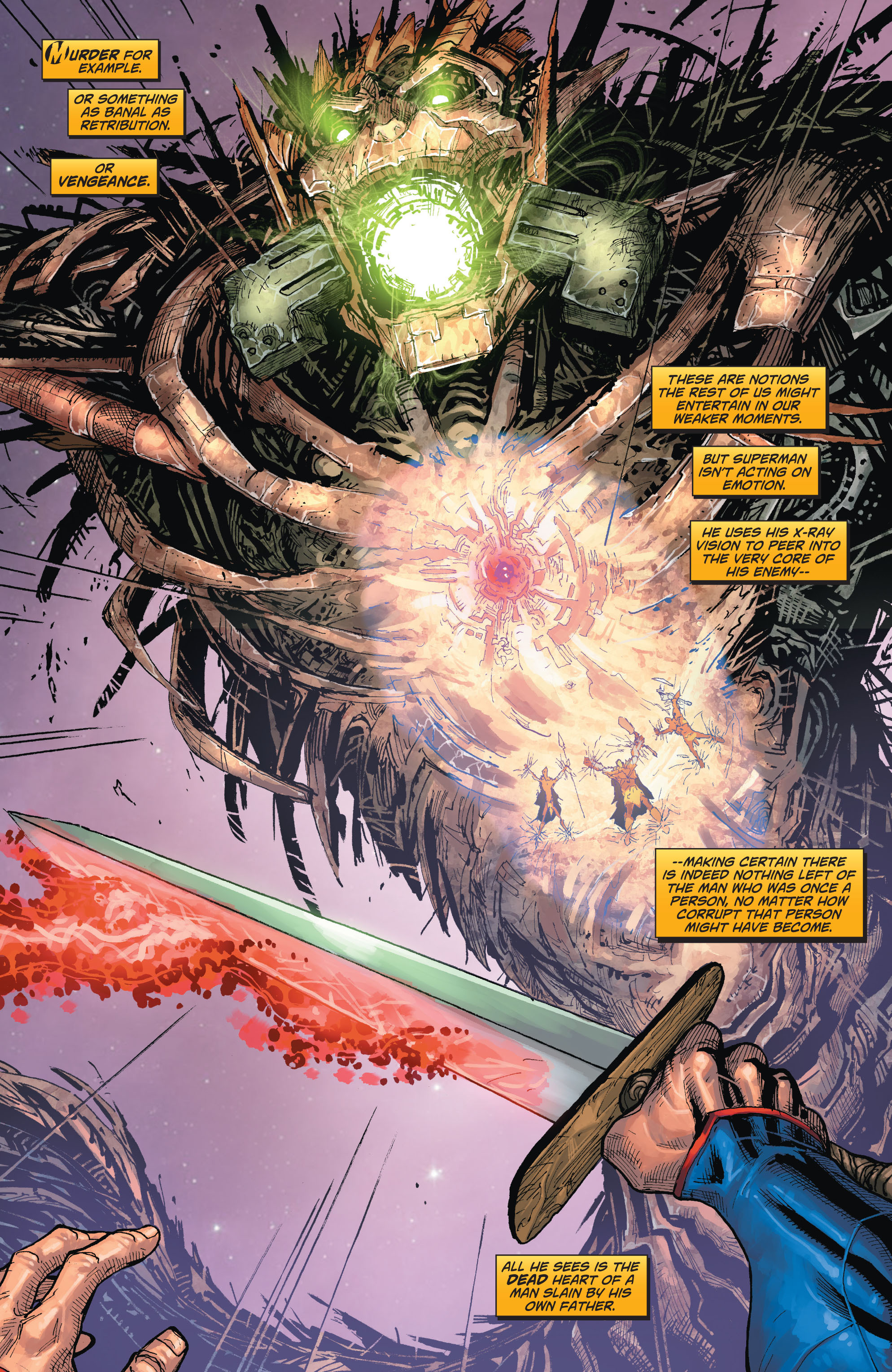Read online Action Comics (2011) comic -  Issue #23 - 14