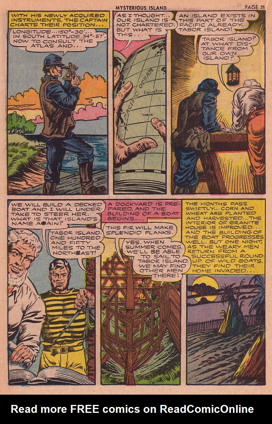 Classics Illustrated issue 34 - Page 24