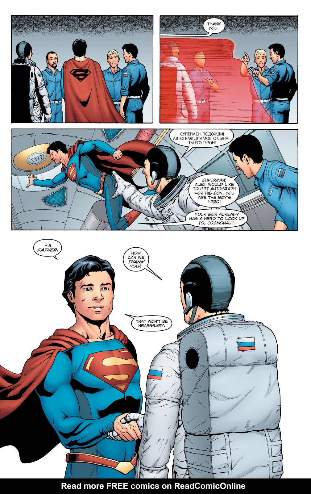 Read online Smallville Season 11 [II] comic -  Issue # TPB 1 - 15