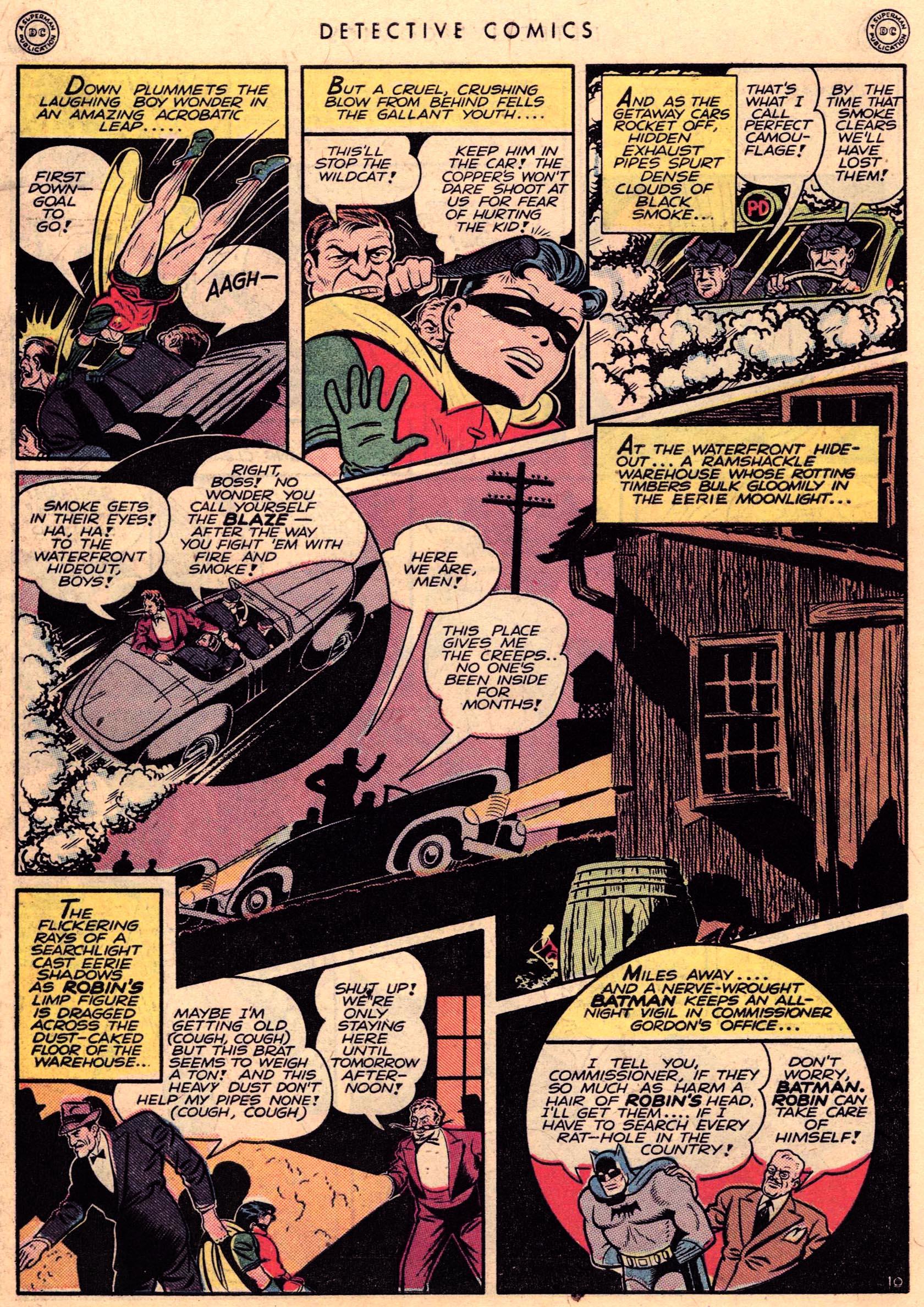 Read online Detective Comics (1937) comic -  Issue #95 - 12