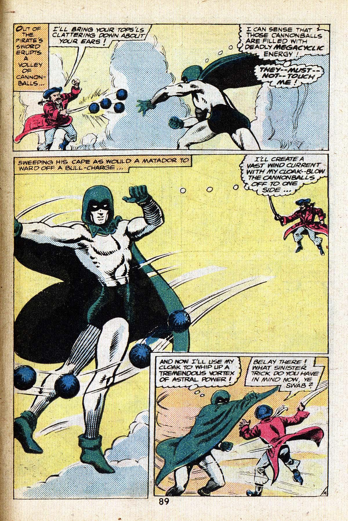 Read online Adventure Comics (1938) comic -  Issue #494 - 89