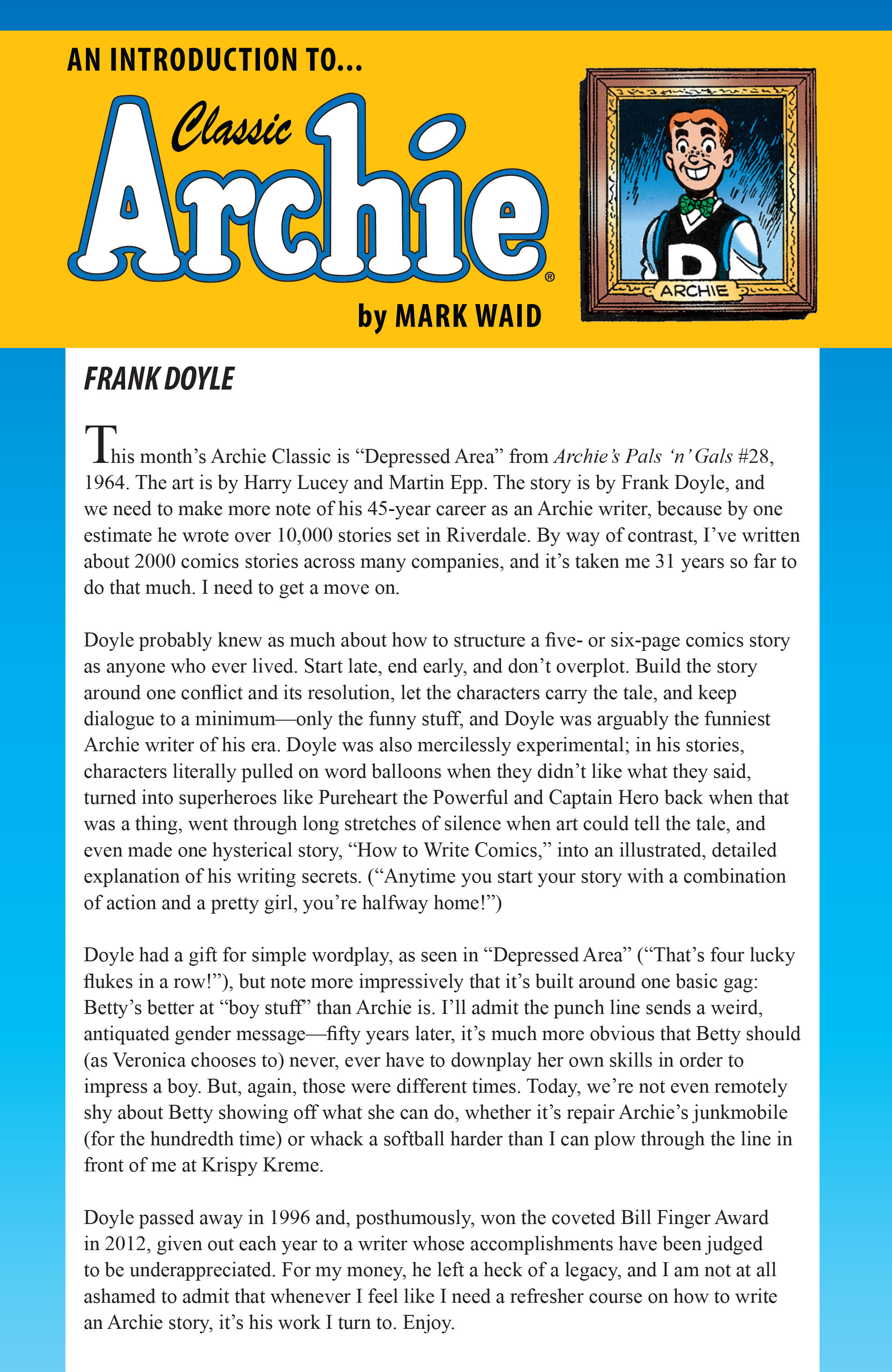 Read online Archie (2015) comic -  Issue #10 - 25