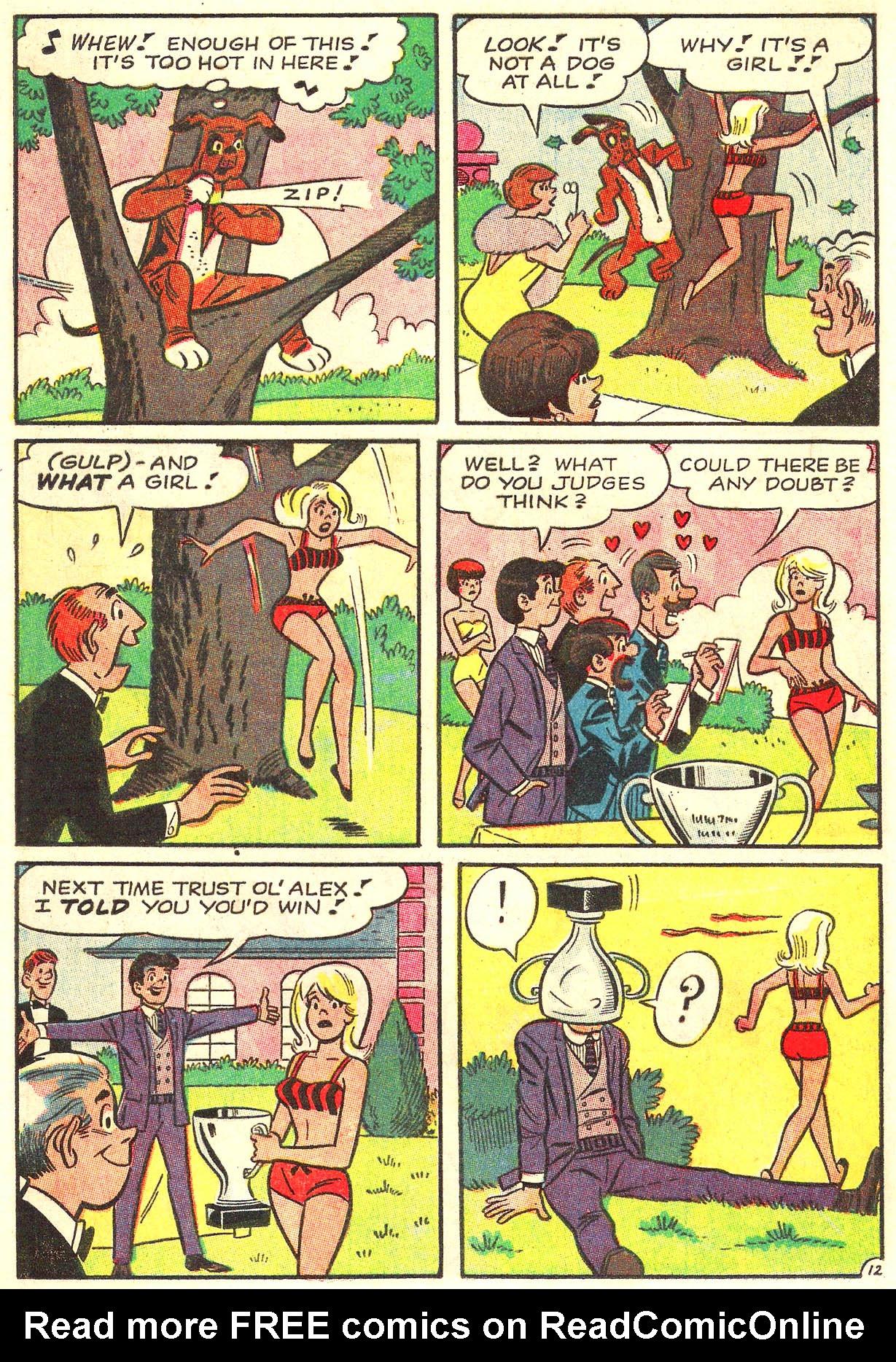 Read online She's Josie comic -  Issue #23 - 16