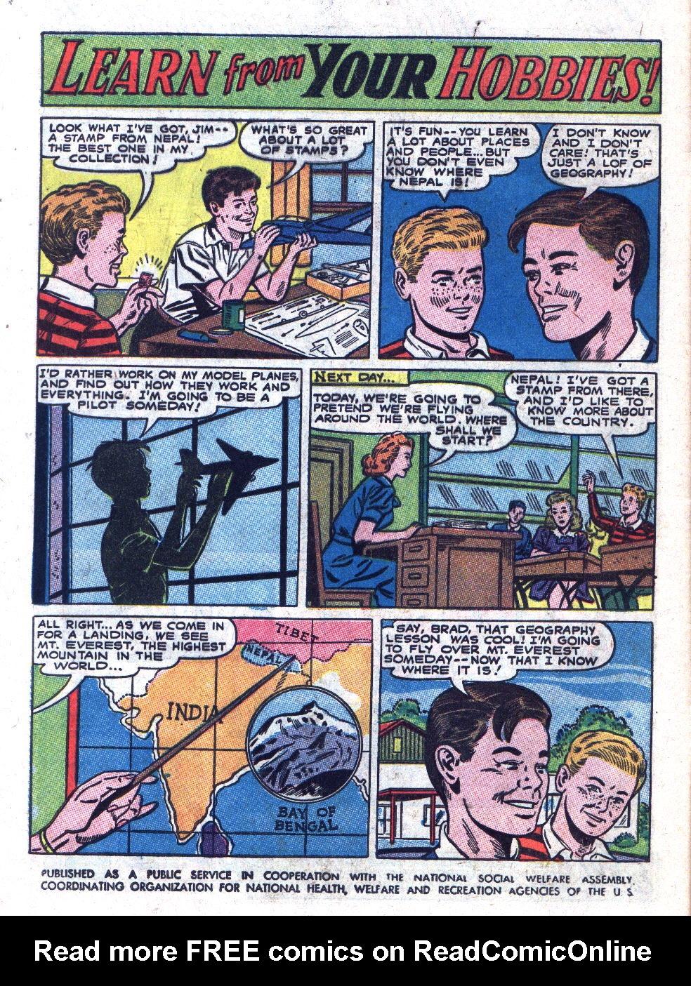 Read online Sea Devils comic -  Issue #18 - 12