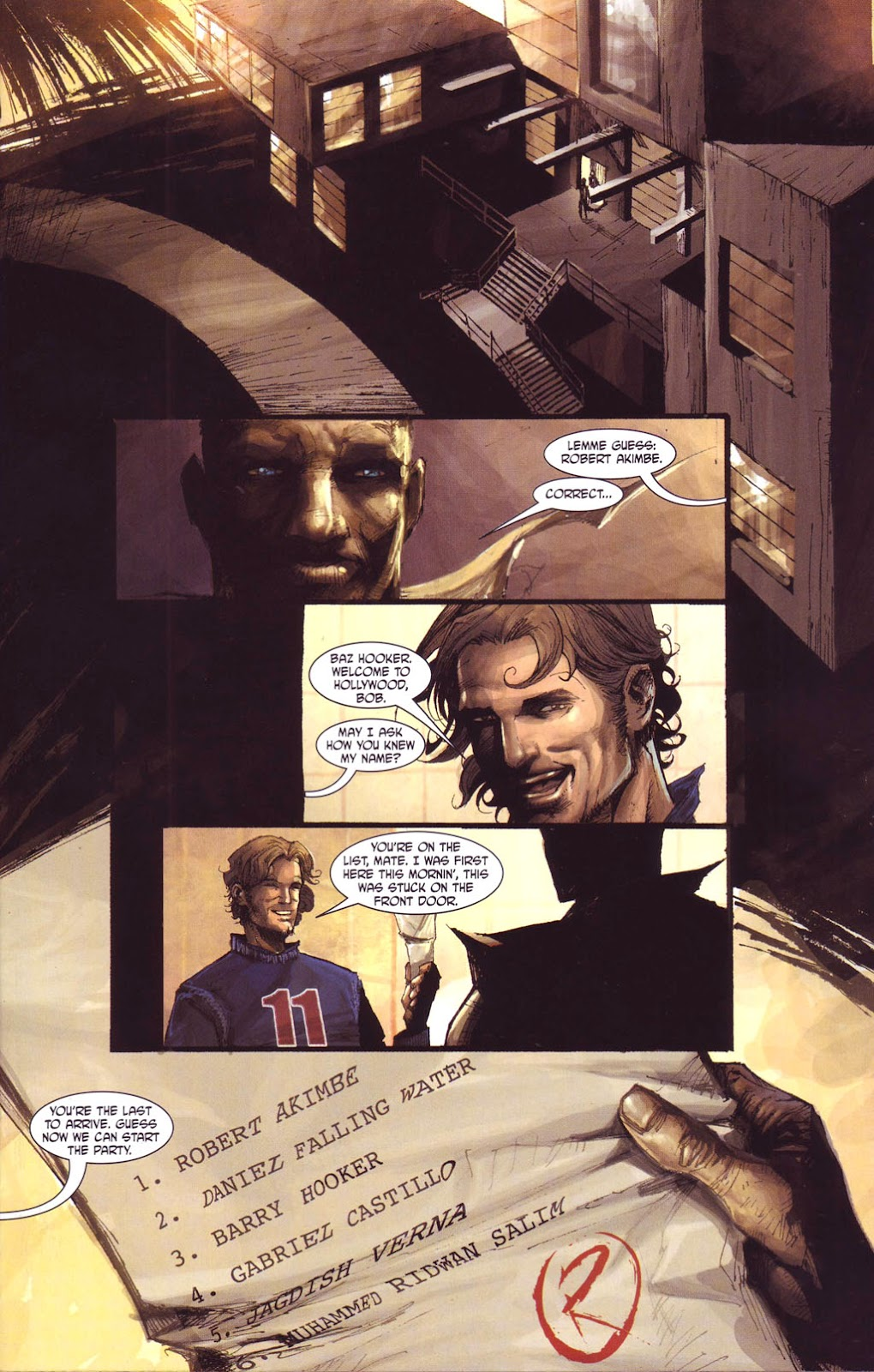 7 Brothers issue 1 - Page 10