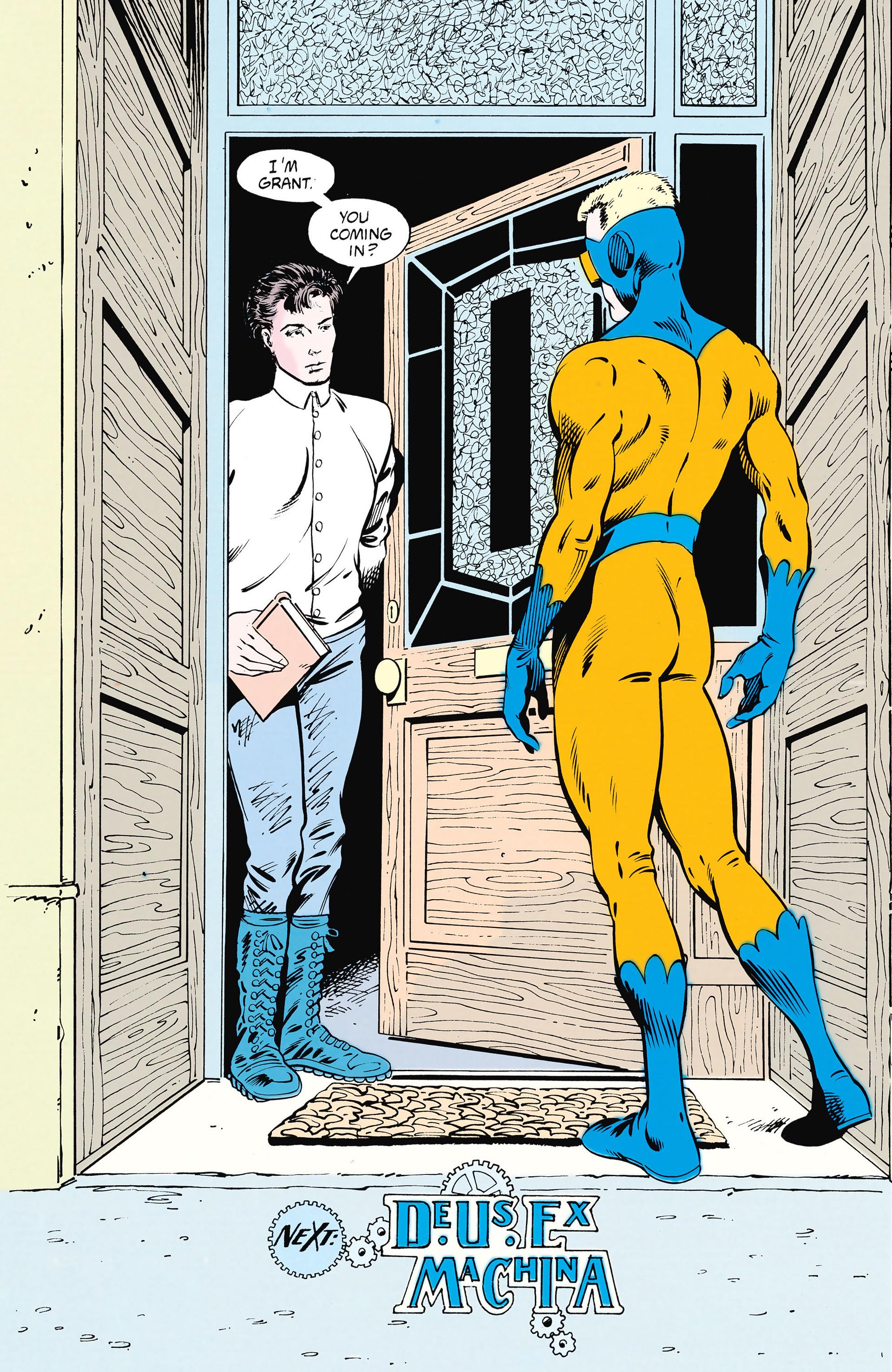 Read online Animal Man (1988) comic -  Issue #25 - 25