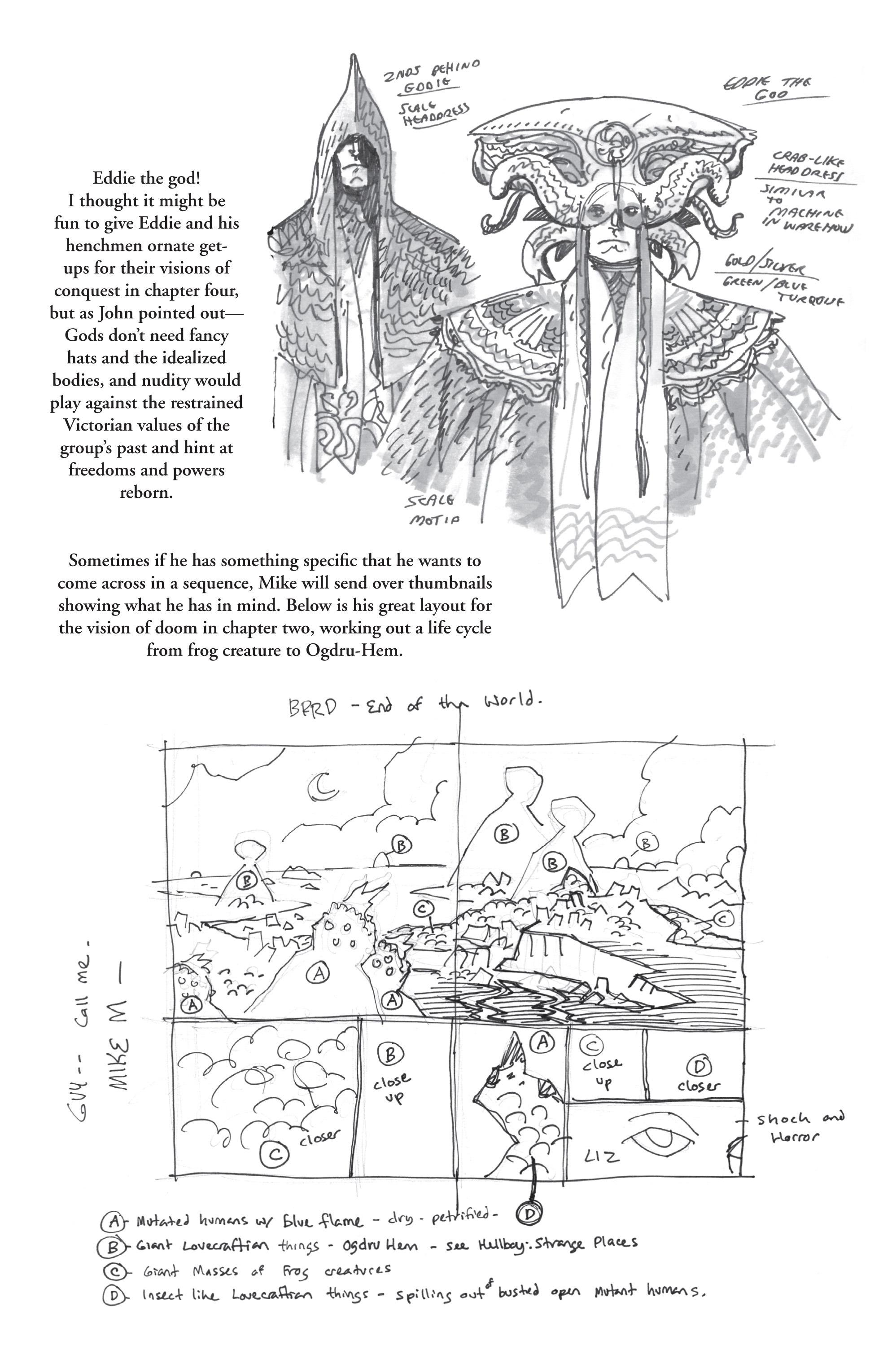 Read online B.P.R.D. (2003) comic -  Issue # TPB 7 - 144