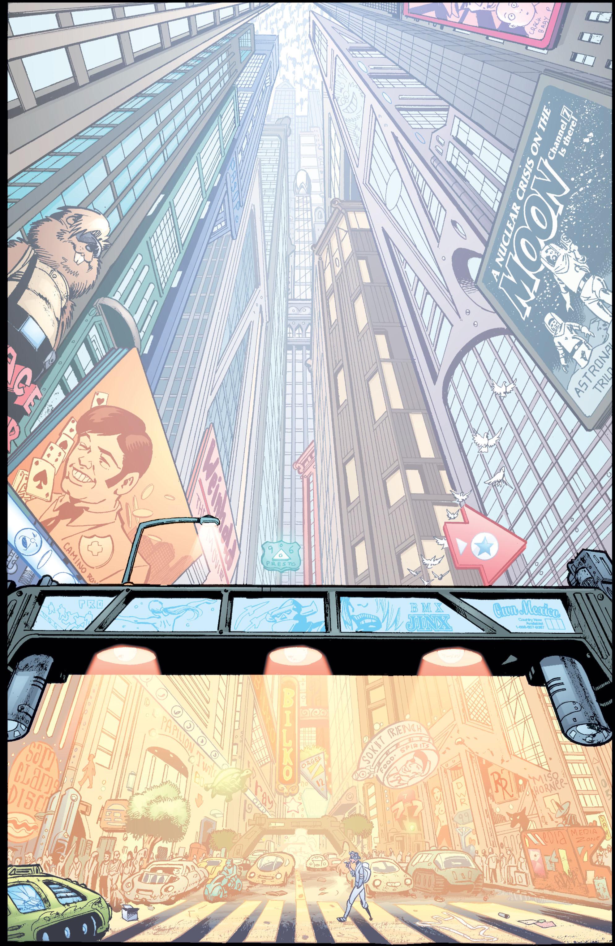 Read online Transmetropolitan comic -  Issue #28 - 14
