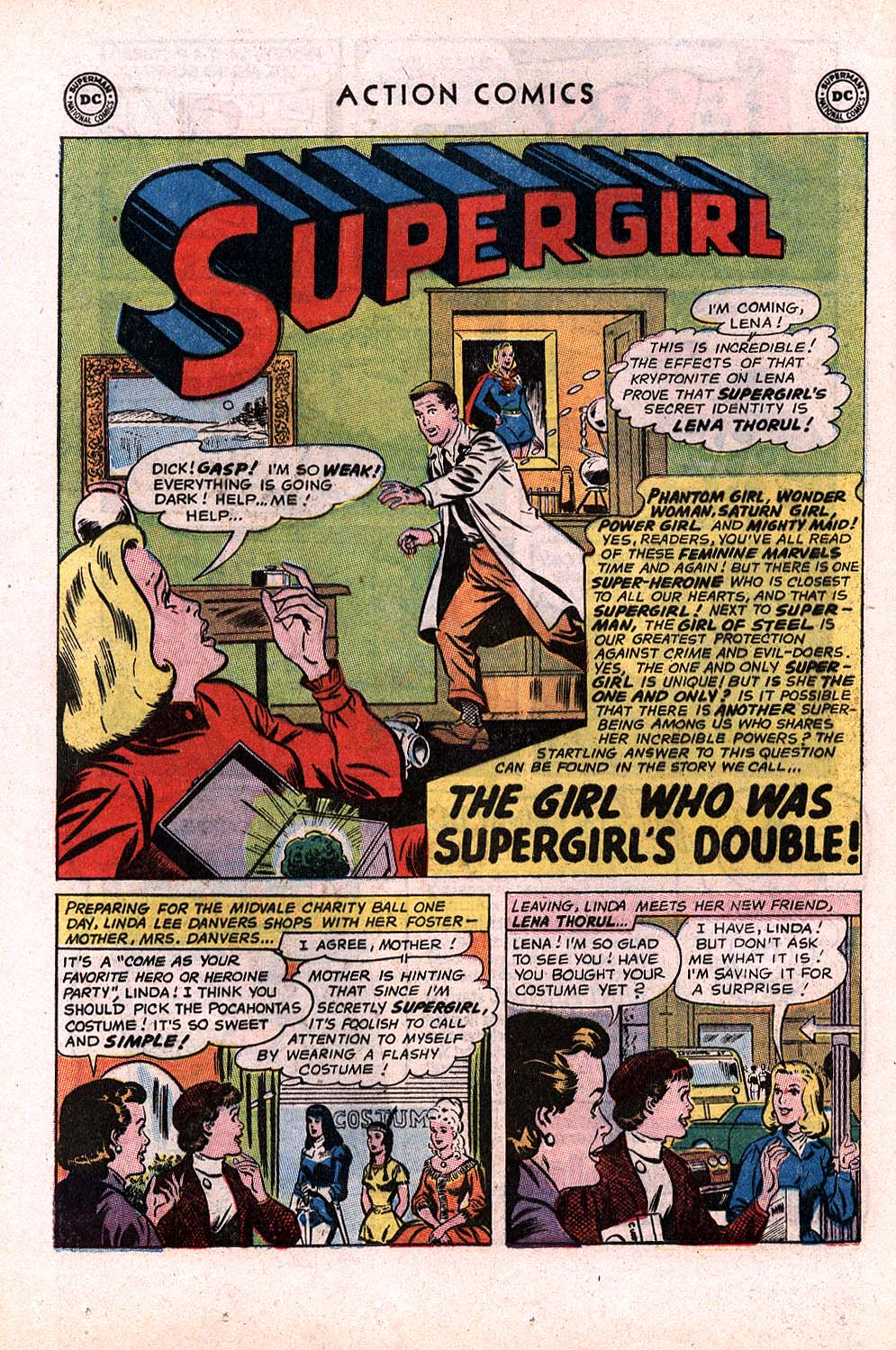 Read online Action Comics (1938) comic -  Issue #296 - 20