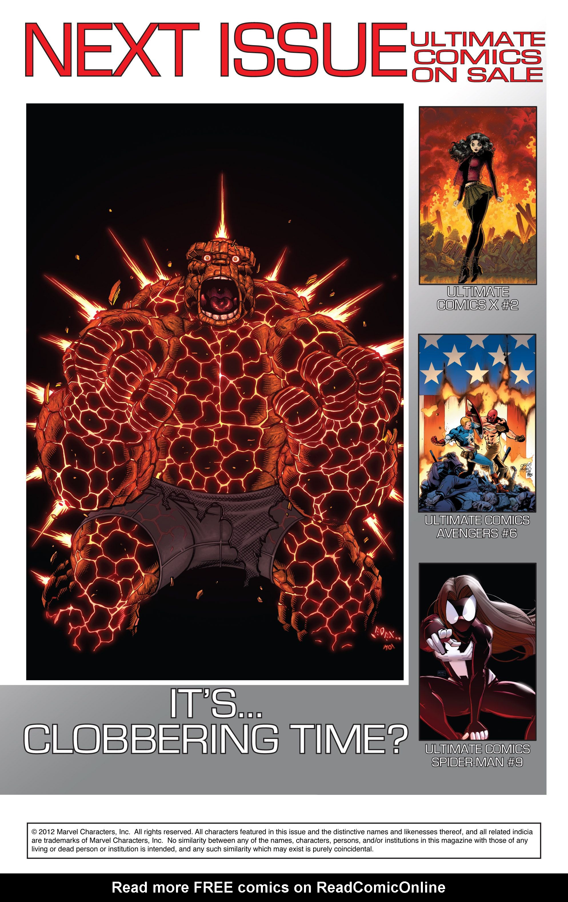 Read online Ultimate Comics Doomsday comic -  Issue # Full - 66