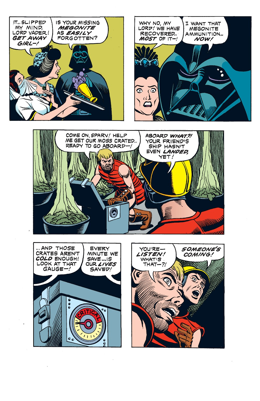 Read online Star Wars Legends: The Newspaper Strips - Epic Collection comic -  Issue # TPB (Part 2) - 65