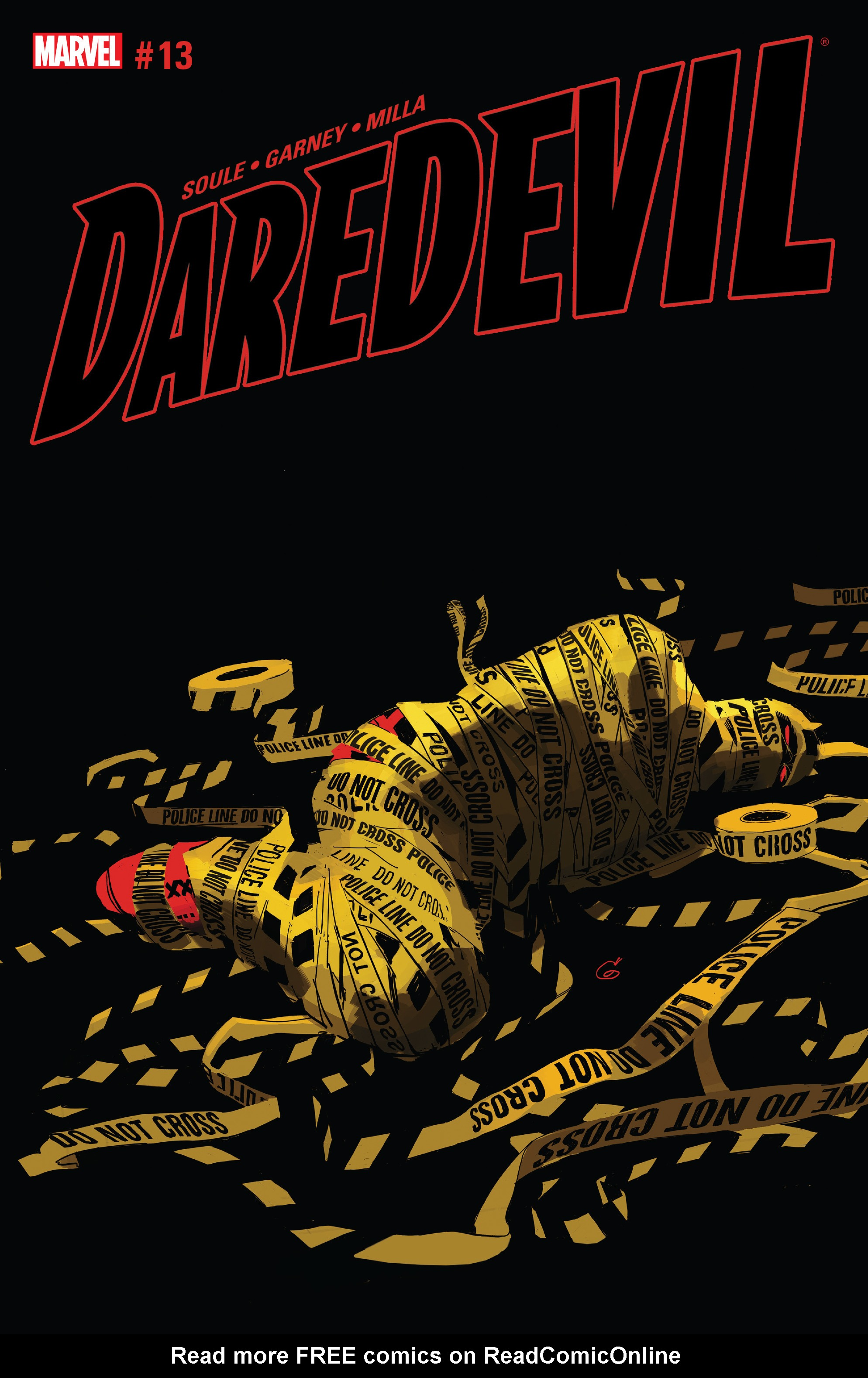 Daredevil (2016) 13 Page 1