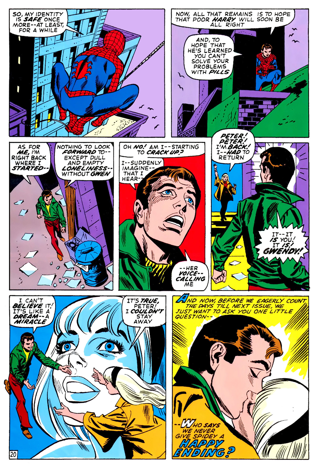 Read online Amazing Spider-Man Family comic -  Issue #4 - 92