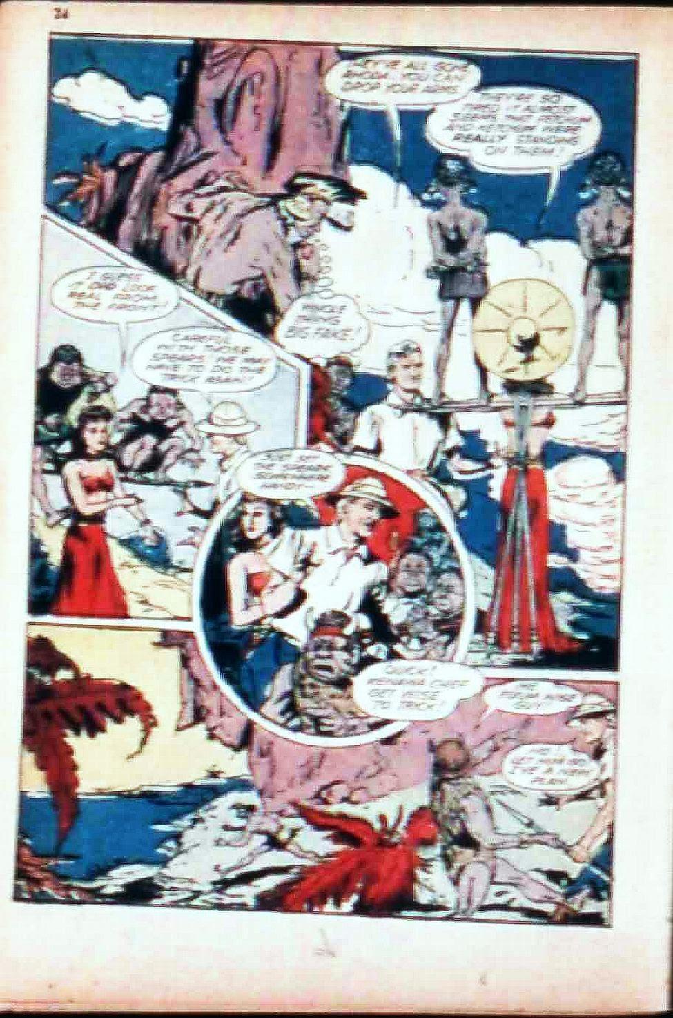 Read online Super-Magician Comics comic -  Issue #17 - 24