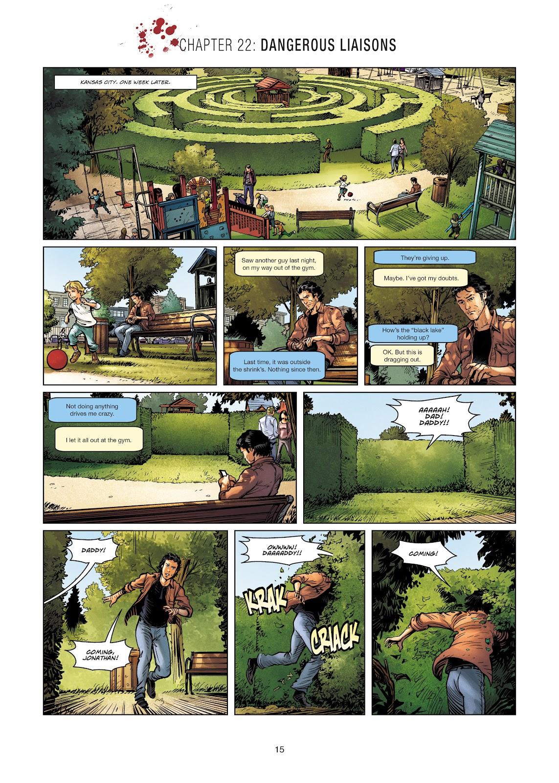 Read online Vigilantes comic -  Issue #4 - 15