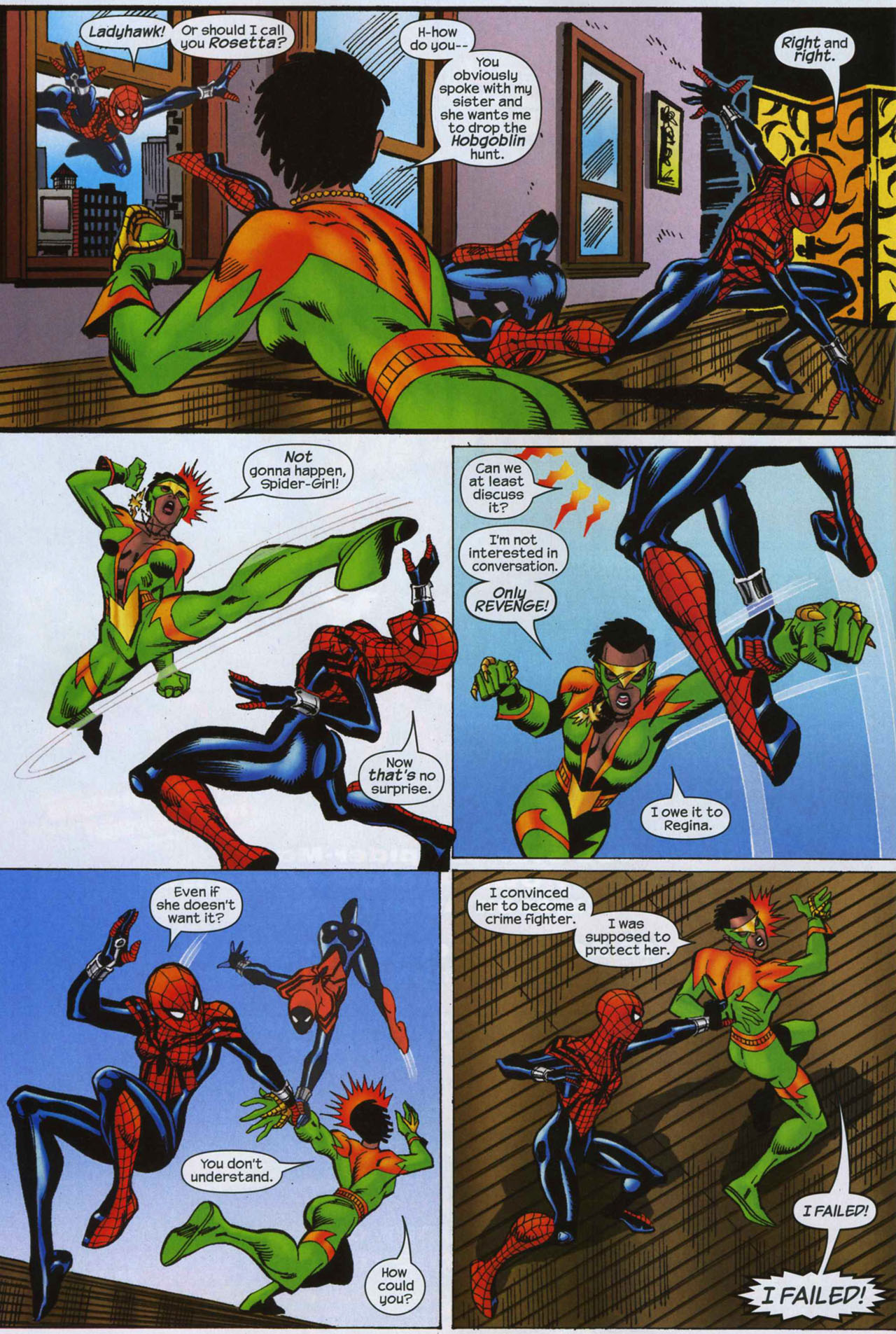 Read online Amazing Spider-Girl comic -  Issue #7 - 15
