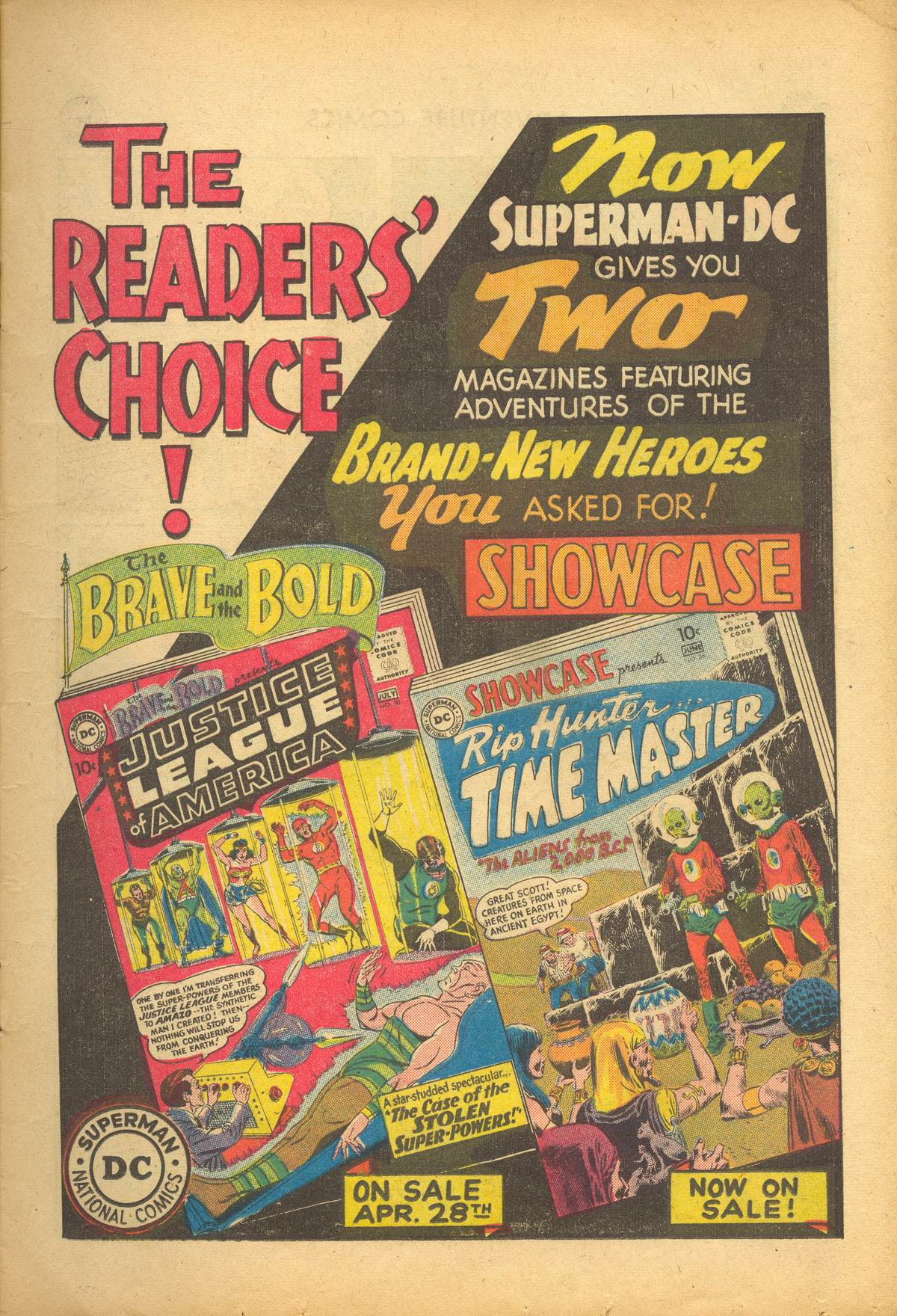 Read online Adventure Comics (1938) comic -  Issue #273 - 15