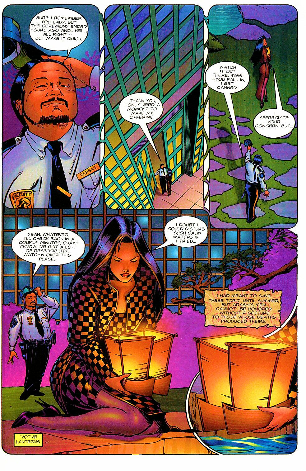 Shi: The Way of the Warrior Issue #5 #5 - English 13