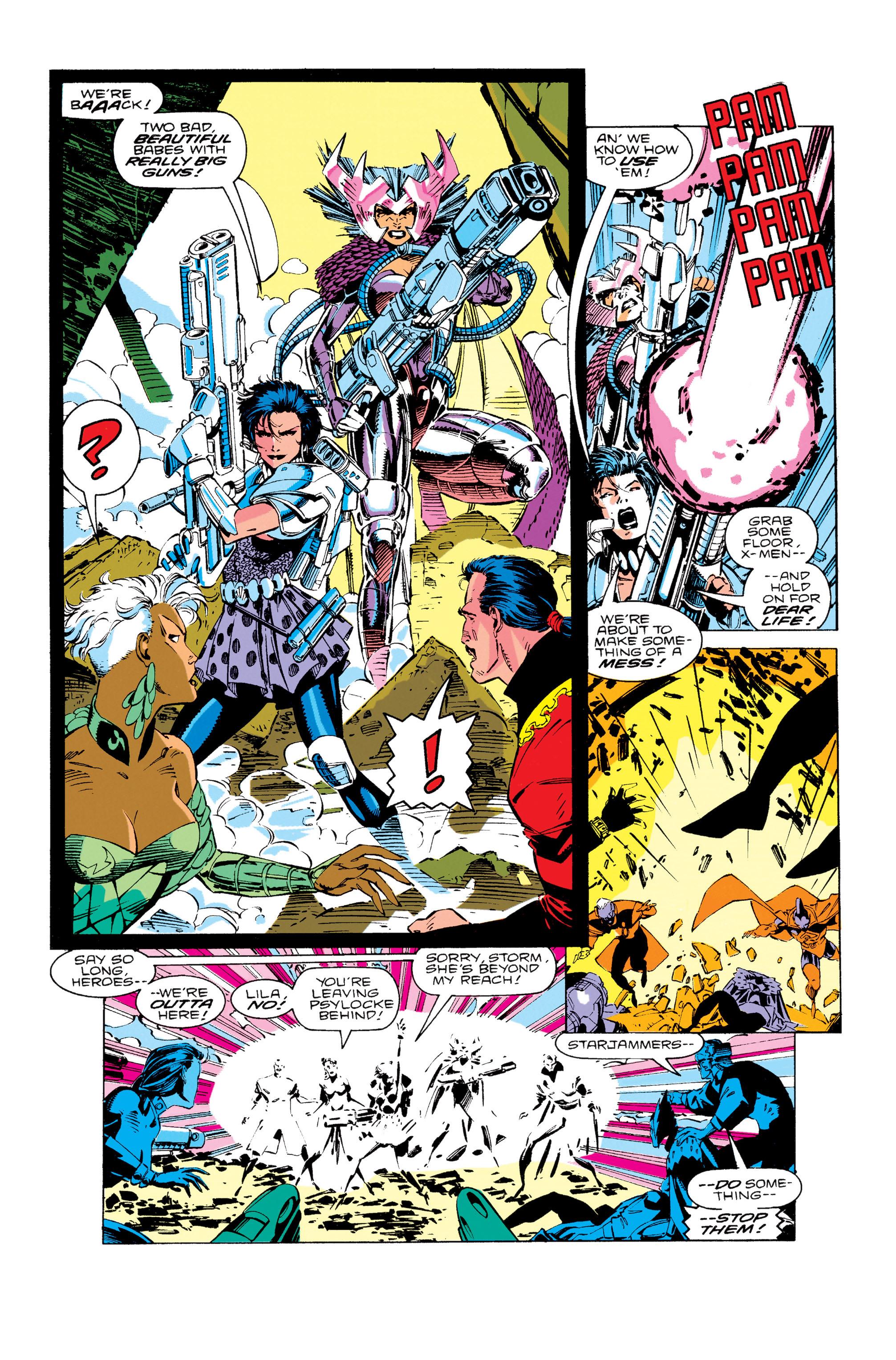 Read online Uncanny X-Men (1963) comic -  Issue #276 - 13
