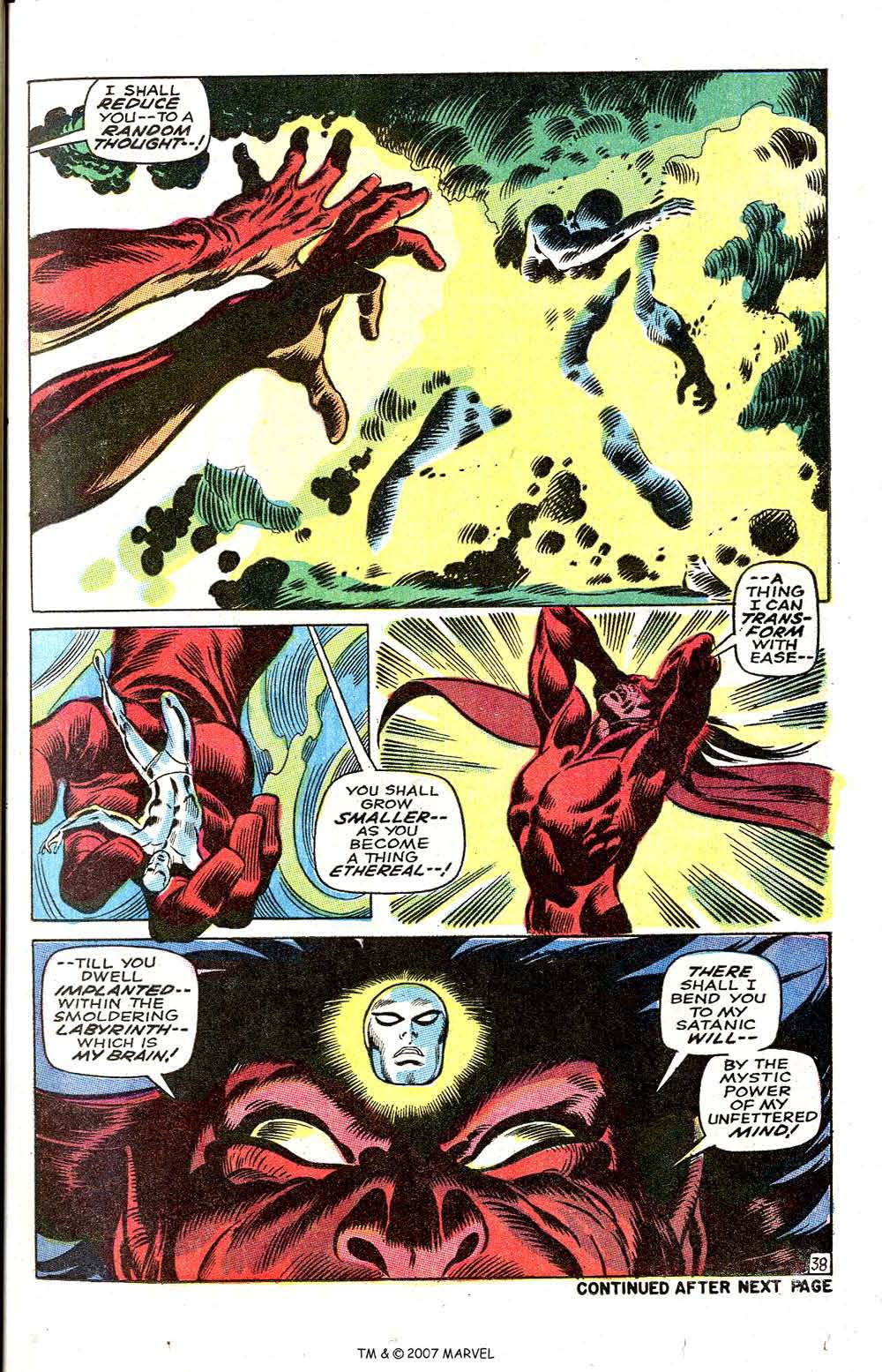 Silver Surfer (1968) issue 3 - Page 47