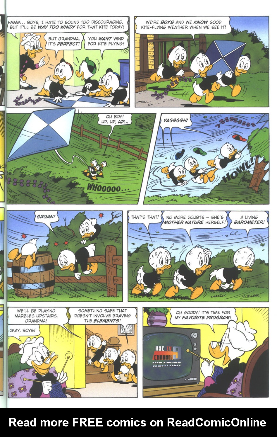Read online Uncle Scrooge (1953) comic -  Issue #336 - 53