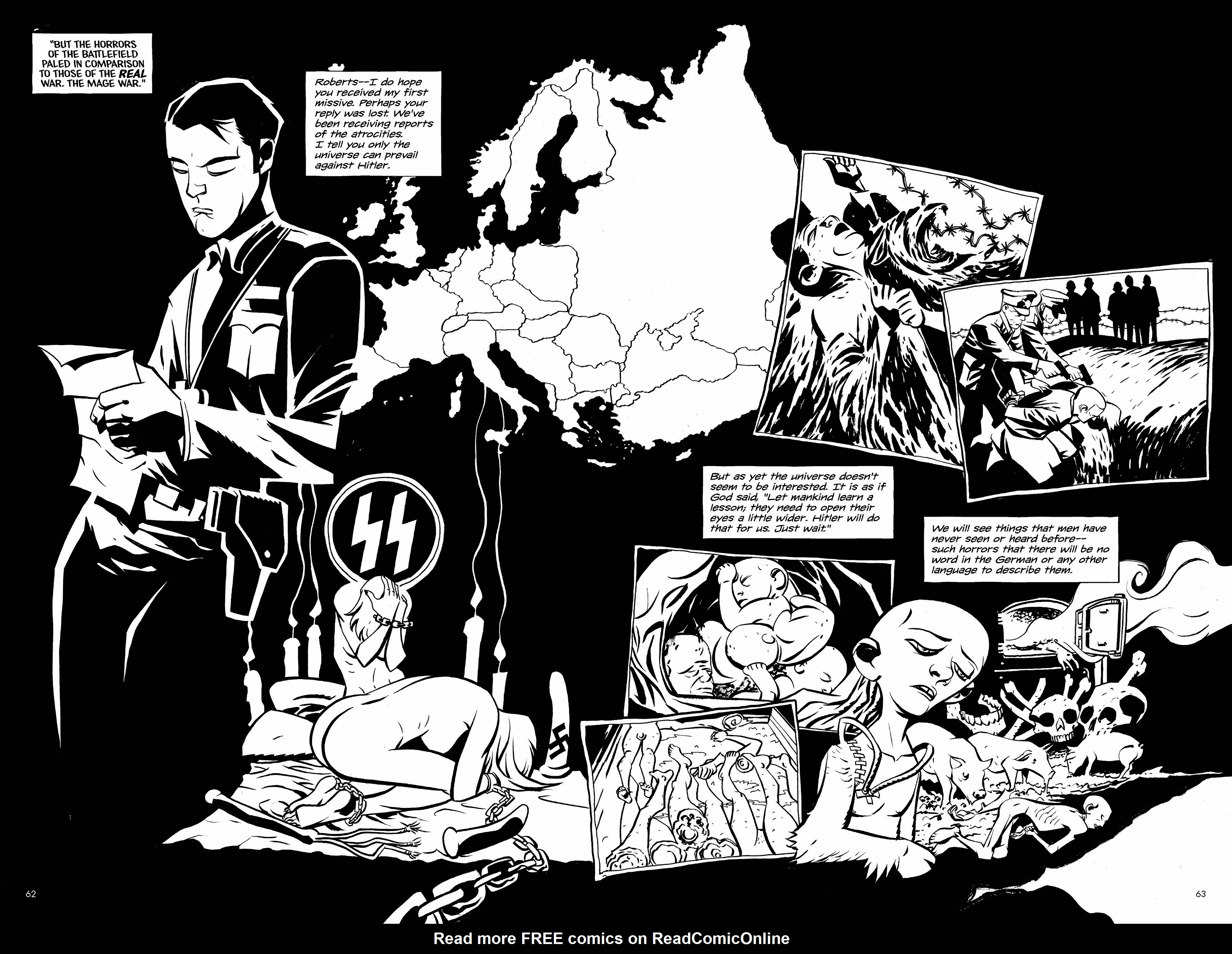 Read online Aleister & Adolf comic -  Issue # TPB - 61